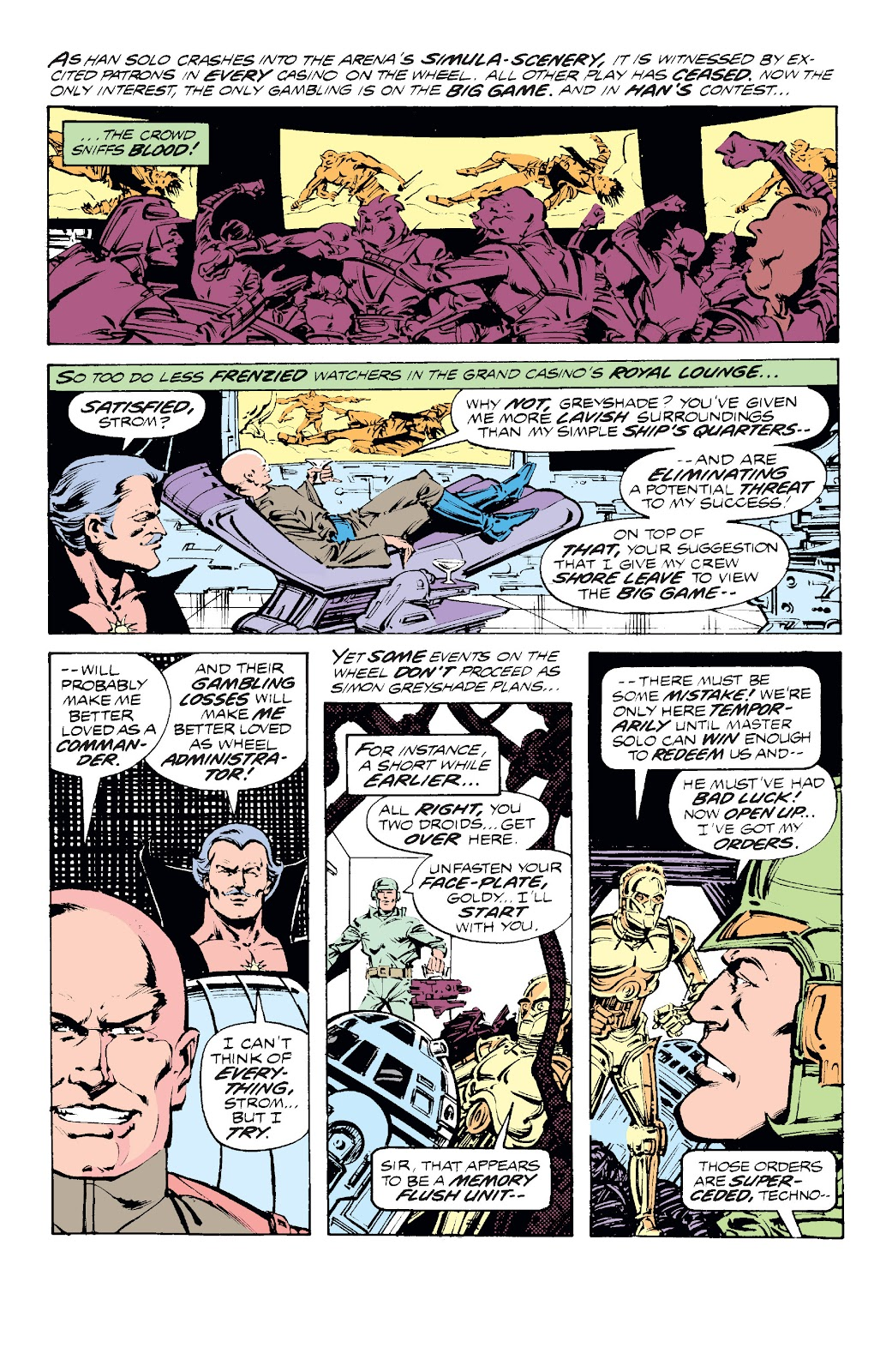 Read online Star Wars Legends: The Original Marvel Years - Epic Collection comic -  Issue # TPB 1 (Part 4) - 62
