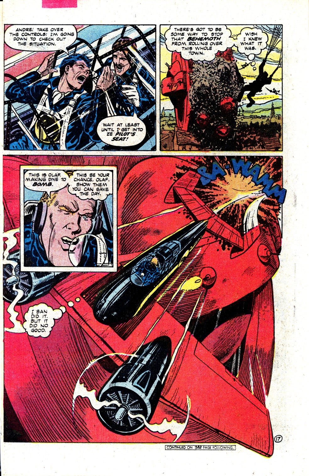 Read online Blackhawk (1957) comic -  Issue #252 - 21