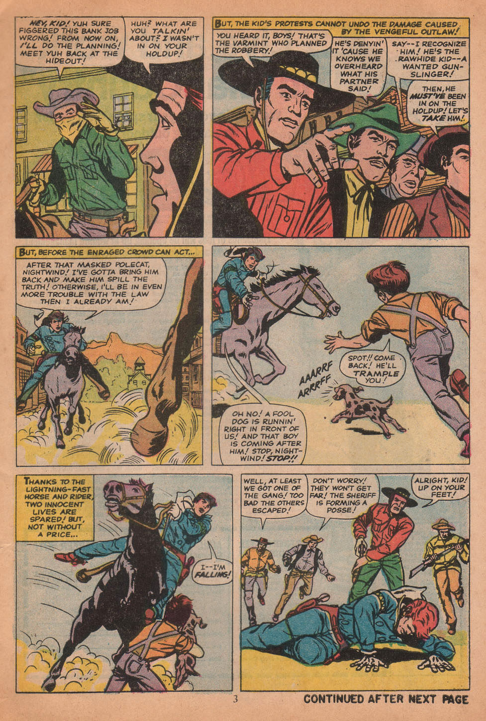 The Rawhide Kid (1955) issue 116 - Page 5
