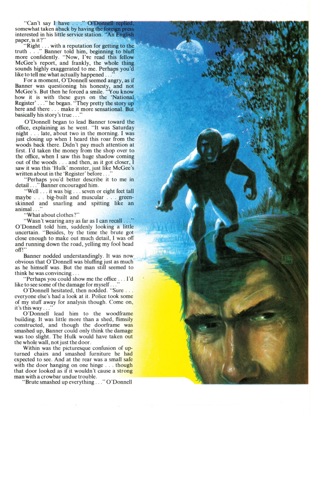 Read online Hulk: From The Marvel UK Vaults comic -  Issue # TPB (Part 2) - 24