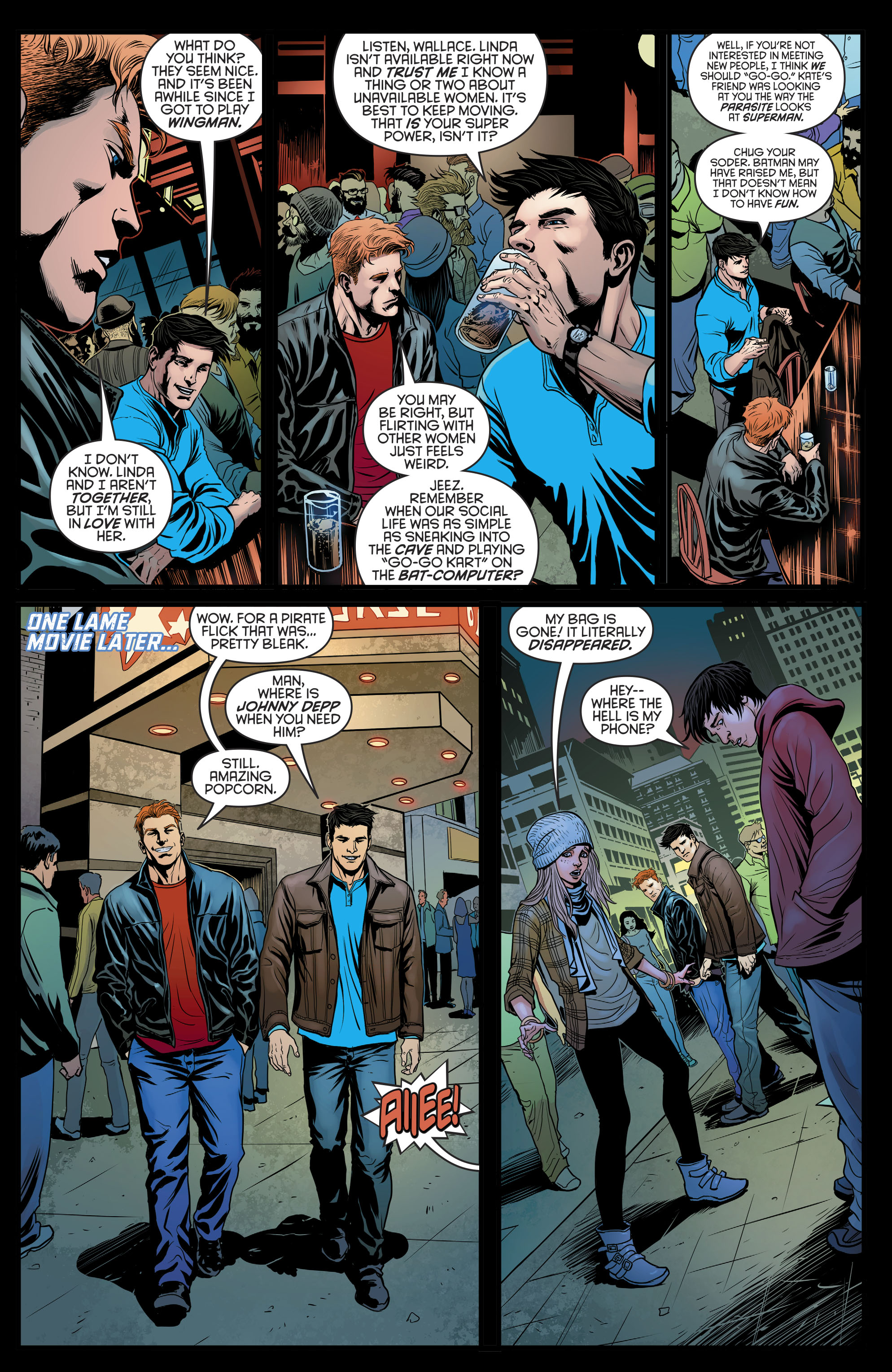 Read online Nightwing (2016) comic -  Issue #21 - 10