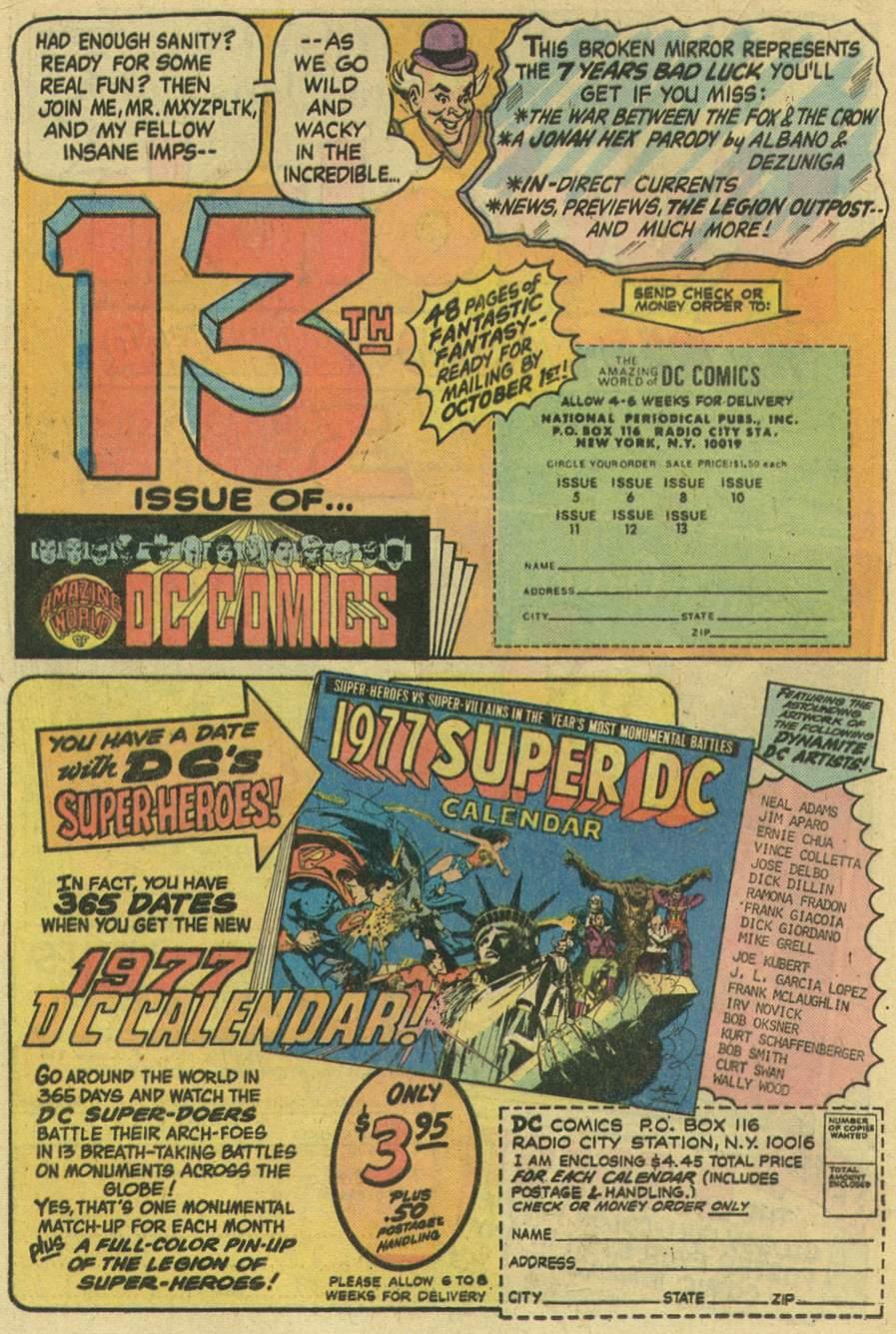 Read online Adventure Comics (1938) comic -  Issue #449 - 20