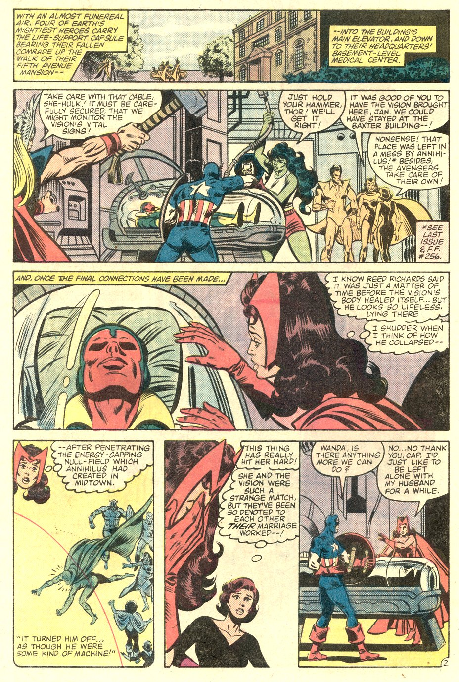 The Avengers (1963) 234 Page 2