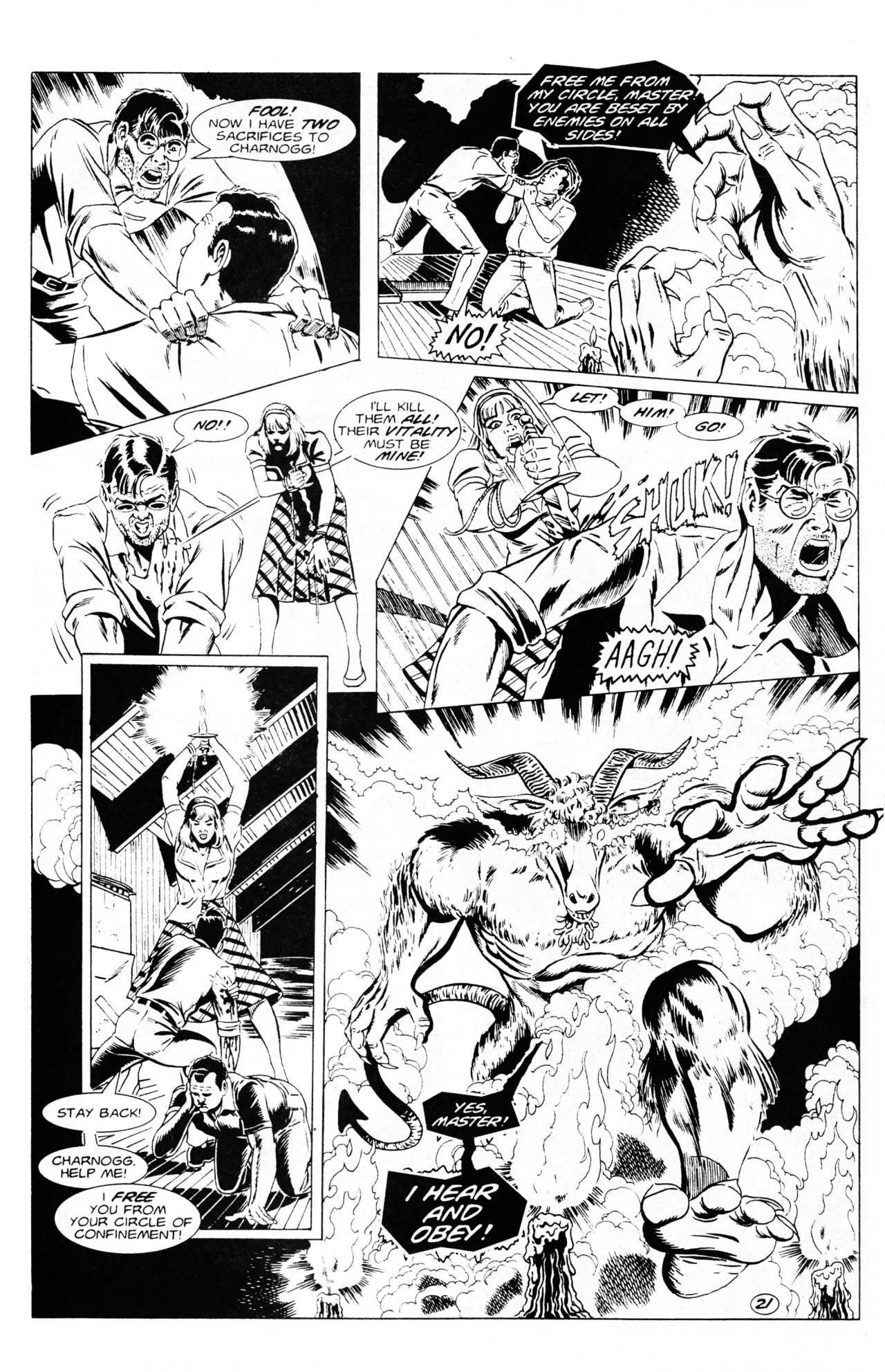 Read online Dr. Weird (1994) comic -  Issue #1 - 23