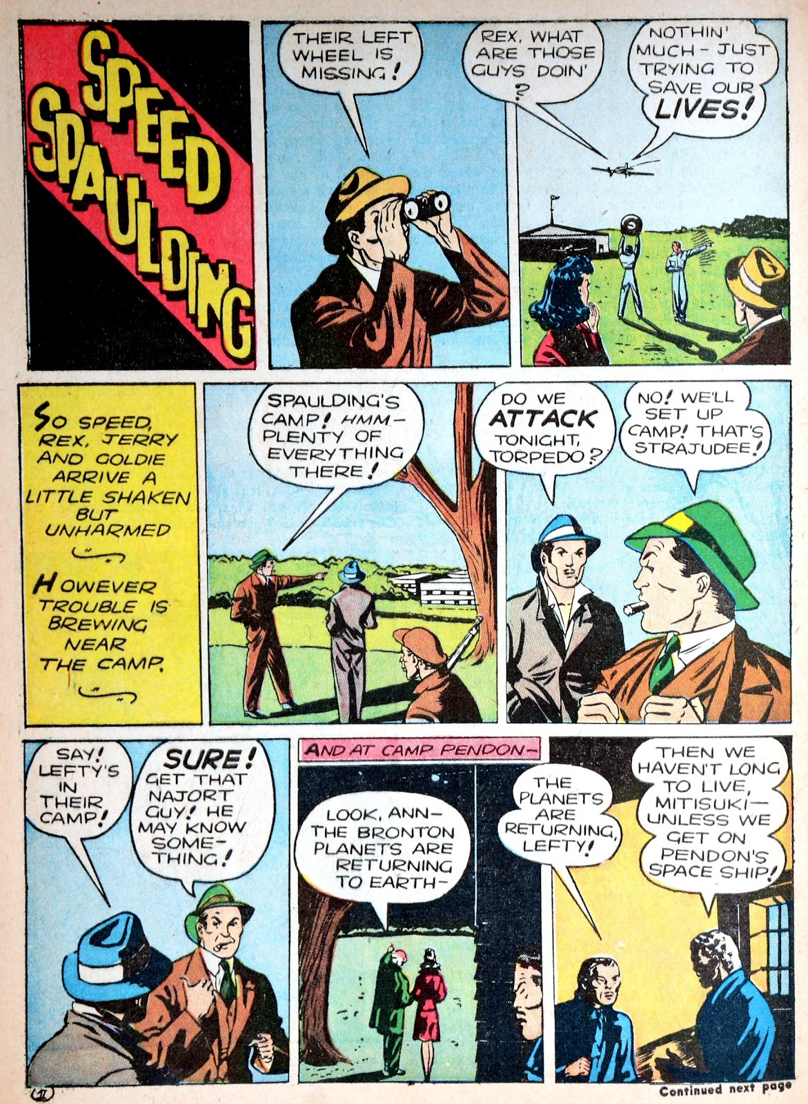 Read online Famous Funnies comic -  Issue #88 - 60