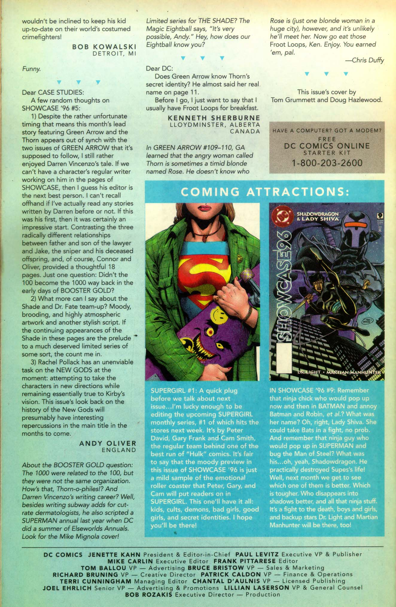 Read online Showcase '96 comic -  Issue #8 - 41