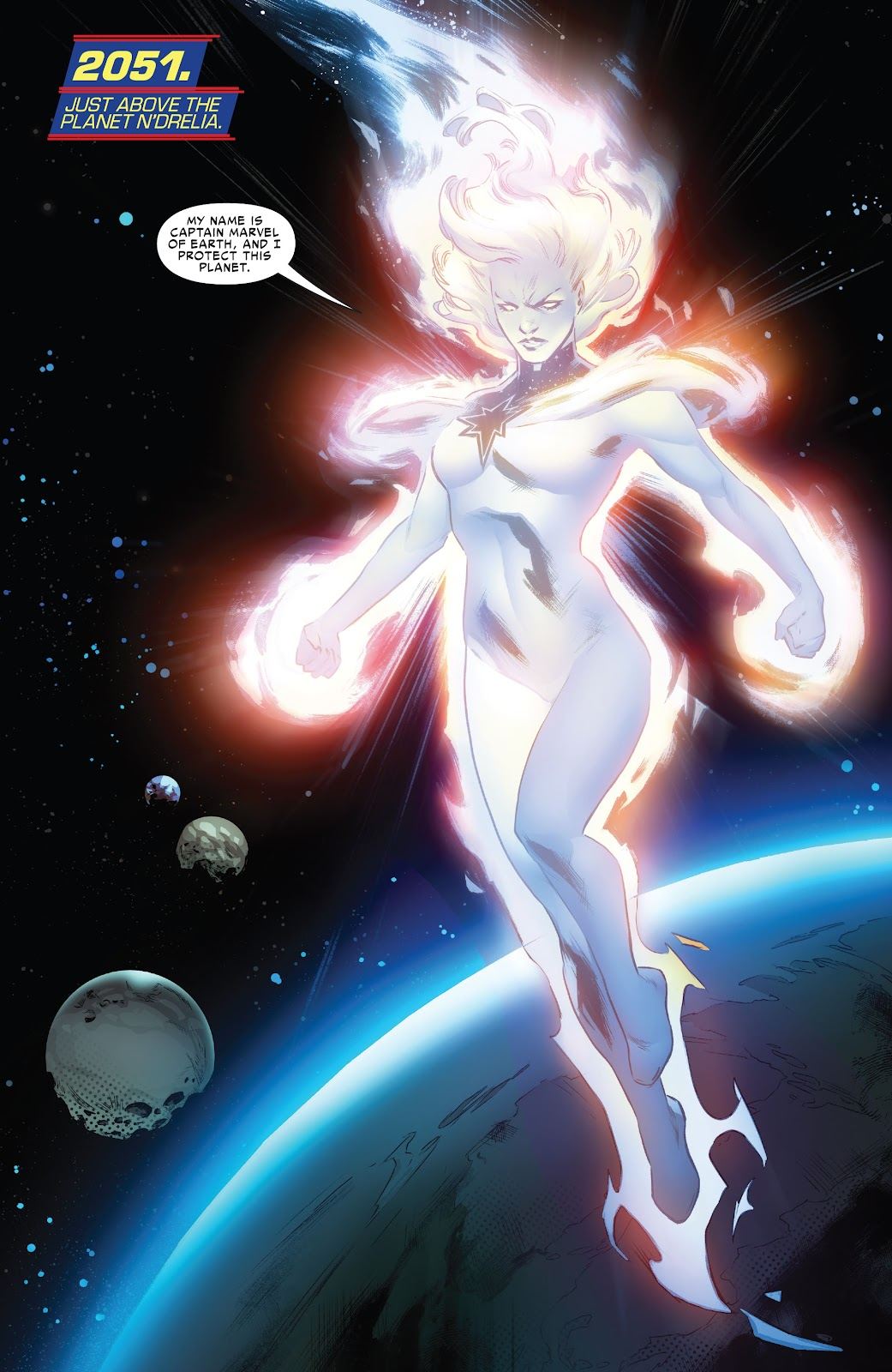 Read online Captain Marvel: The End comic -  Issue # Full - 2