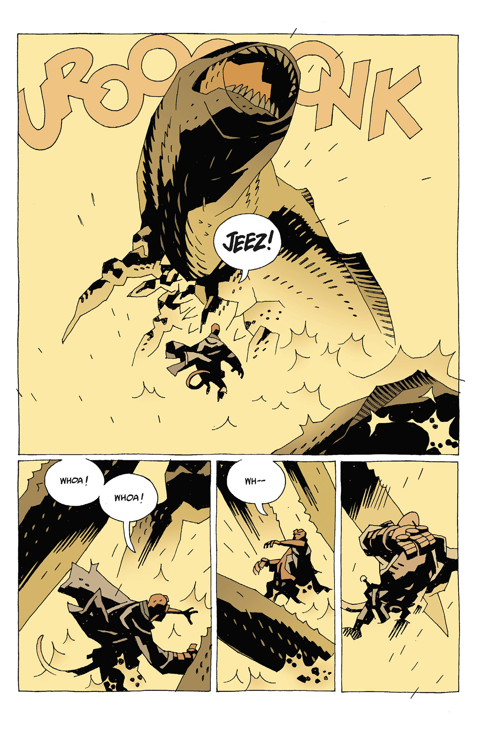 Read online Hellboy: Strange Places comic -  Issue # TPB - 85