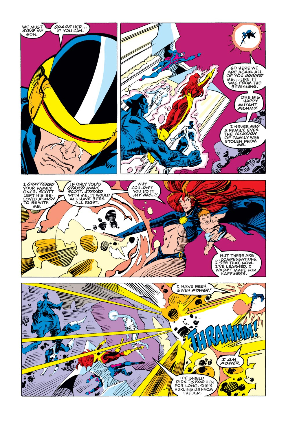 Read online X-Factor (1986) comic -  Issue #37 - 21