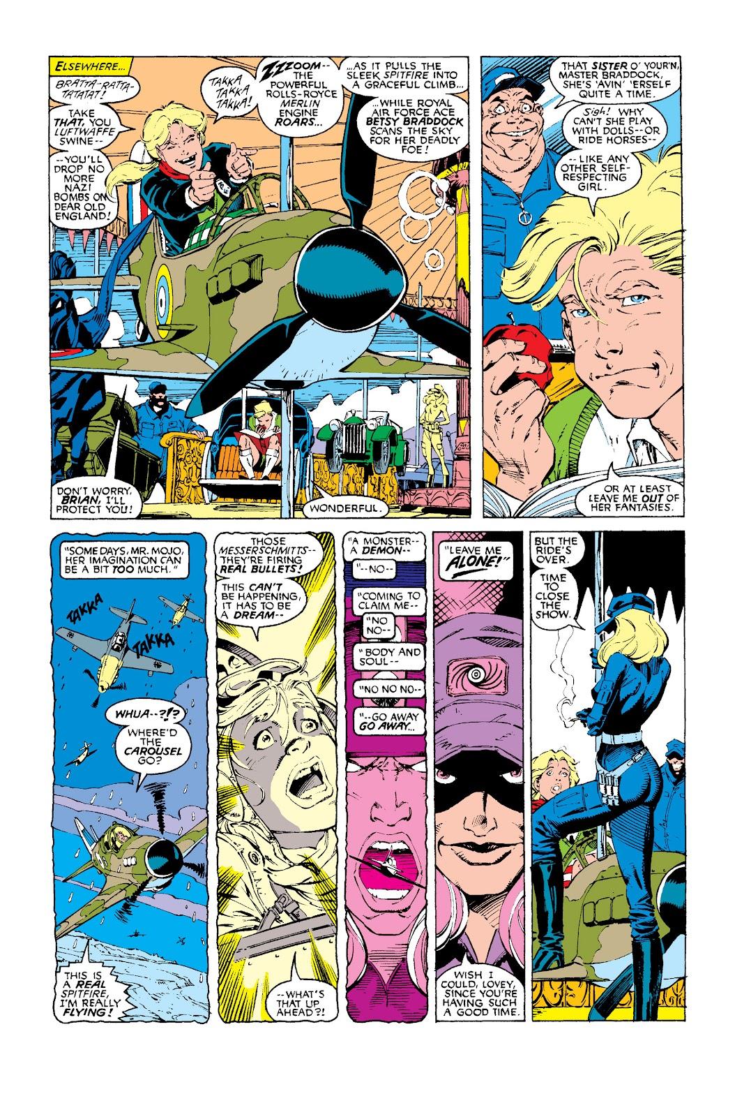 Uncanny X-Men (1963) issue 256 - Page 6