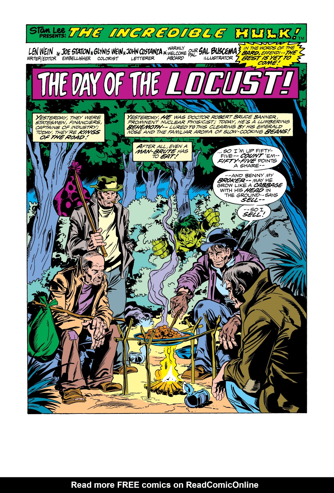 Read online Marvel Masterworks: The Incredible Hulk comic -  Issue # TPB 11 (Part 2) - 97