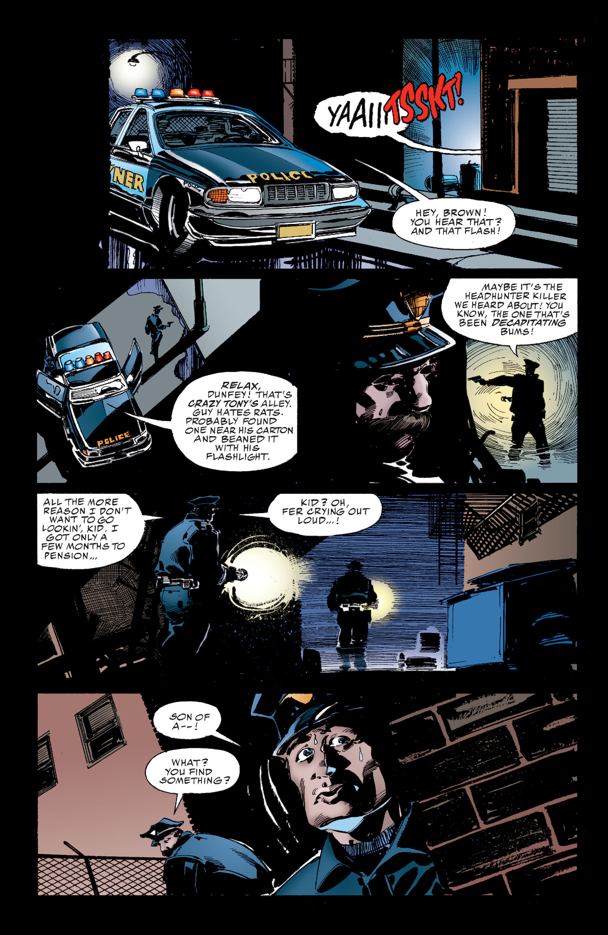Read online Martian Manhunter: Son of Mars comic -  Issue # TPB - 33