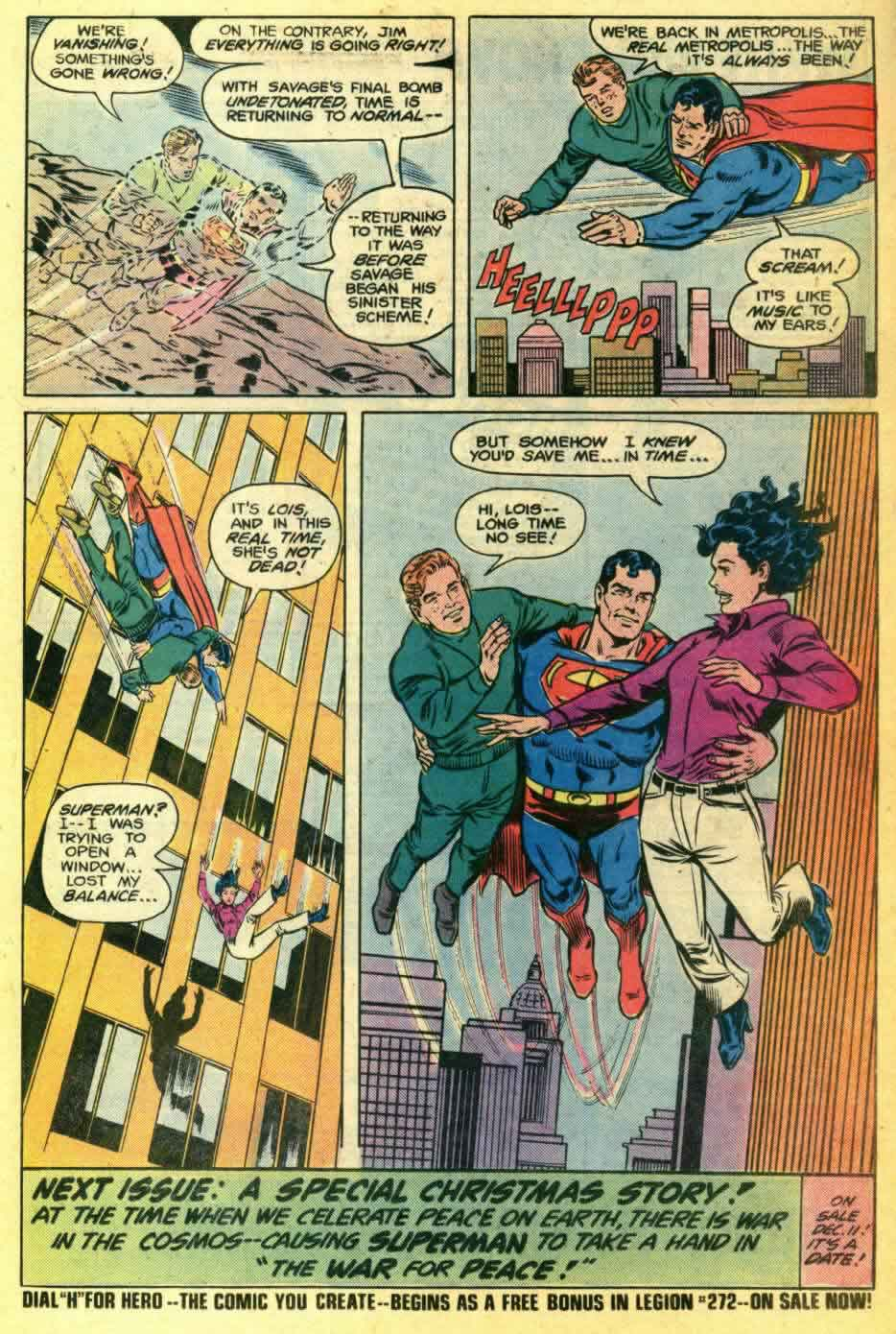 Read online Action Comics (1938) comic -  Issue #516 - 19