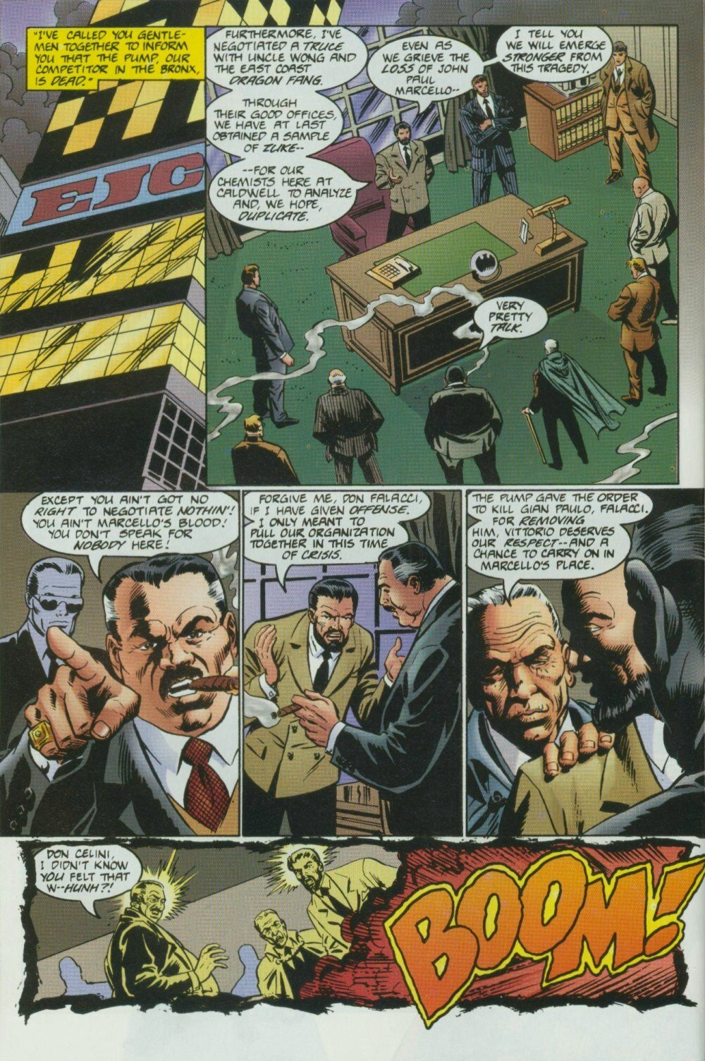 Read online Sludge comic -  Issue #9 - 8