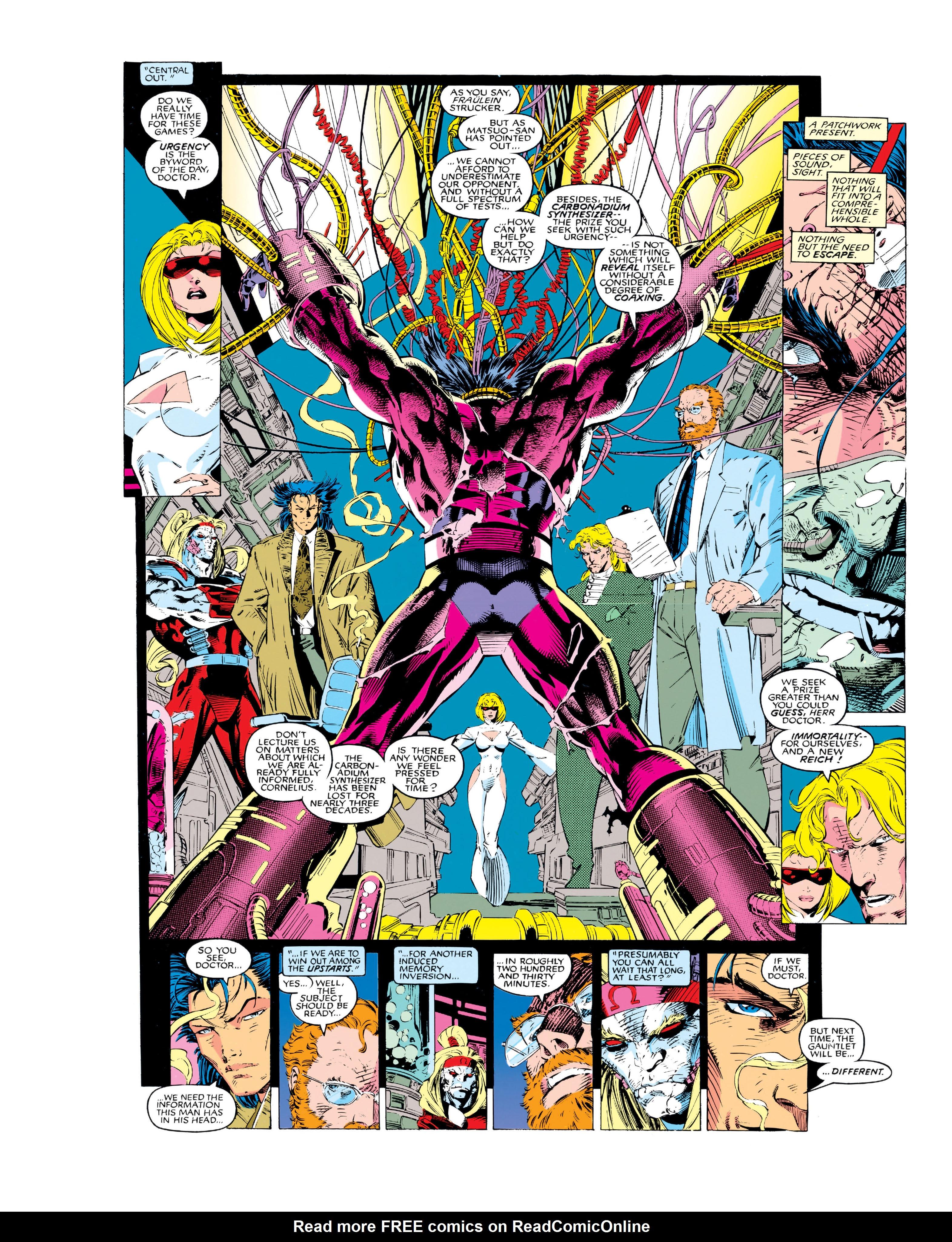X-Men (1991) 5 Page 10