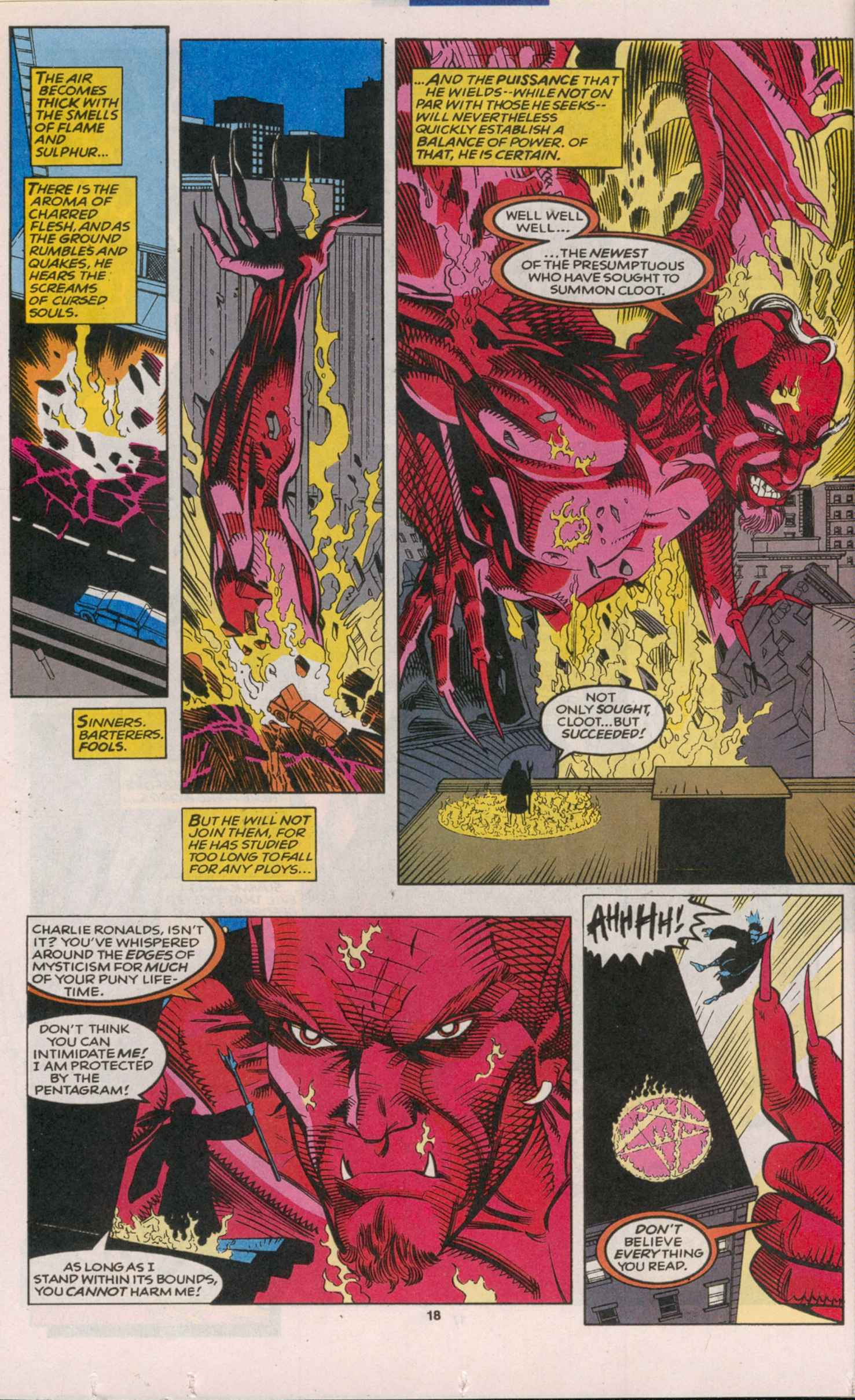 Read online X-Factor (1986) comic -  Issue # _ Annual 8 - 17
