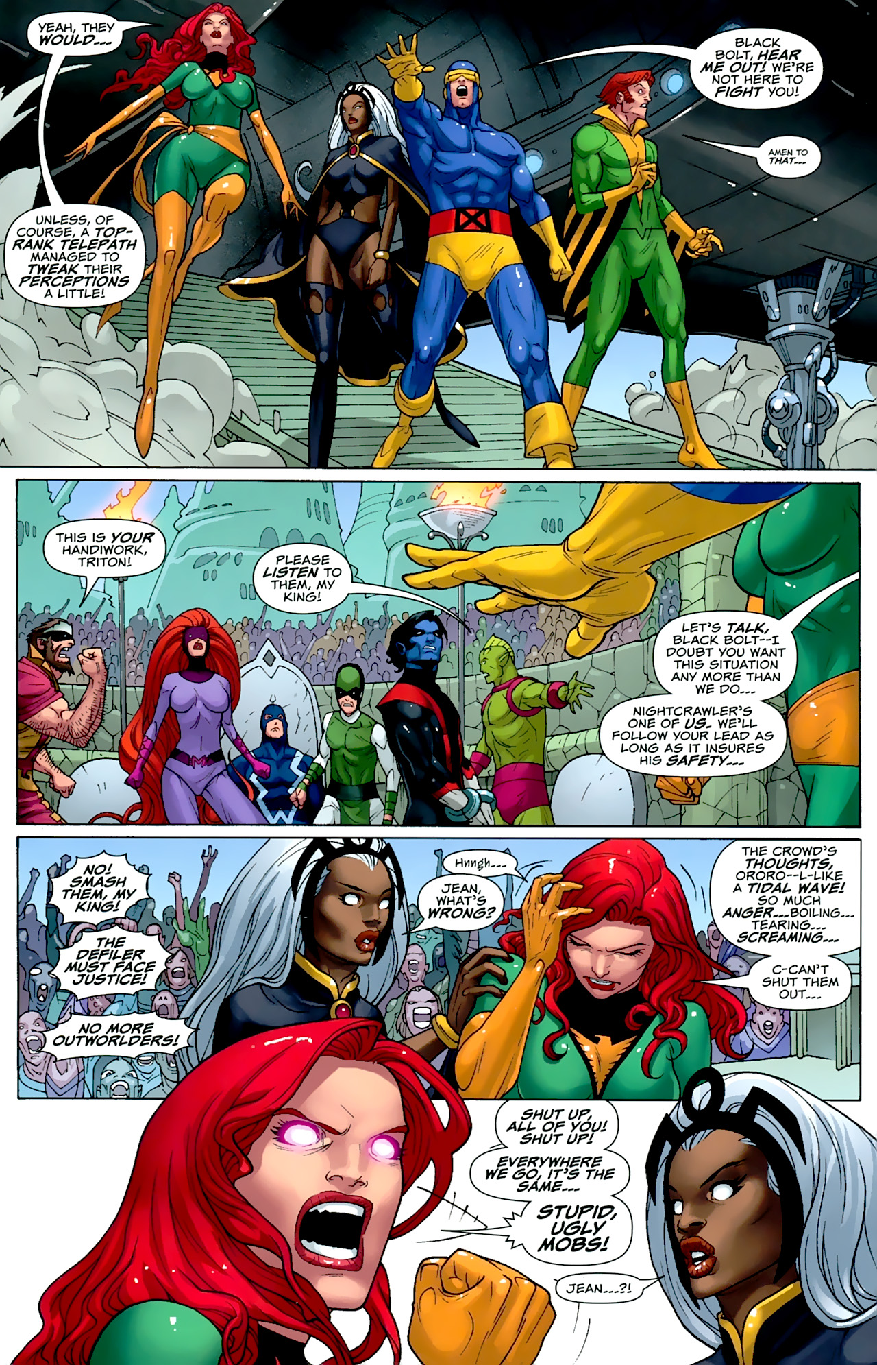 Read online Uncanny X-Men: First Class comic -  Issue #2 - 13
