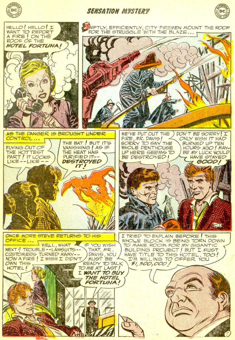 Read online Sensation (Mystery) Comics comic -  Issue #111 - 21