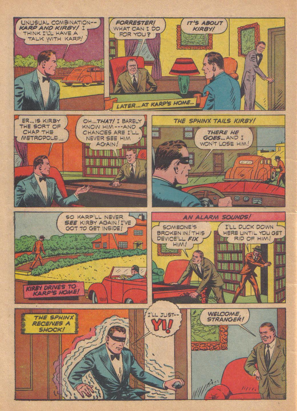 Exciting Comics (1940) issue 13 - Page 56