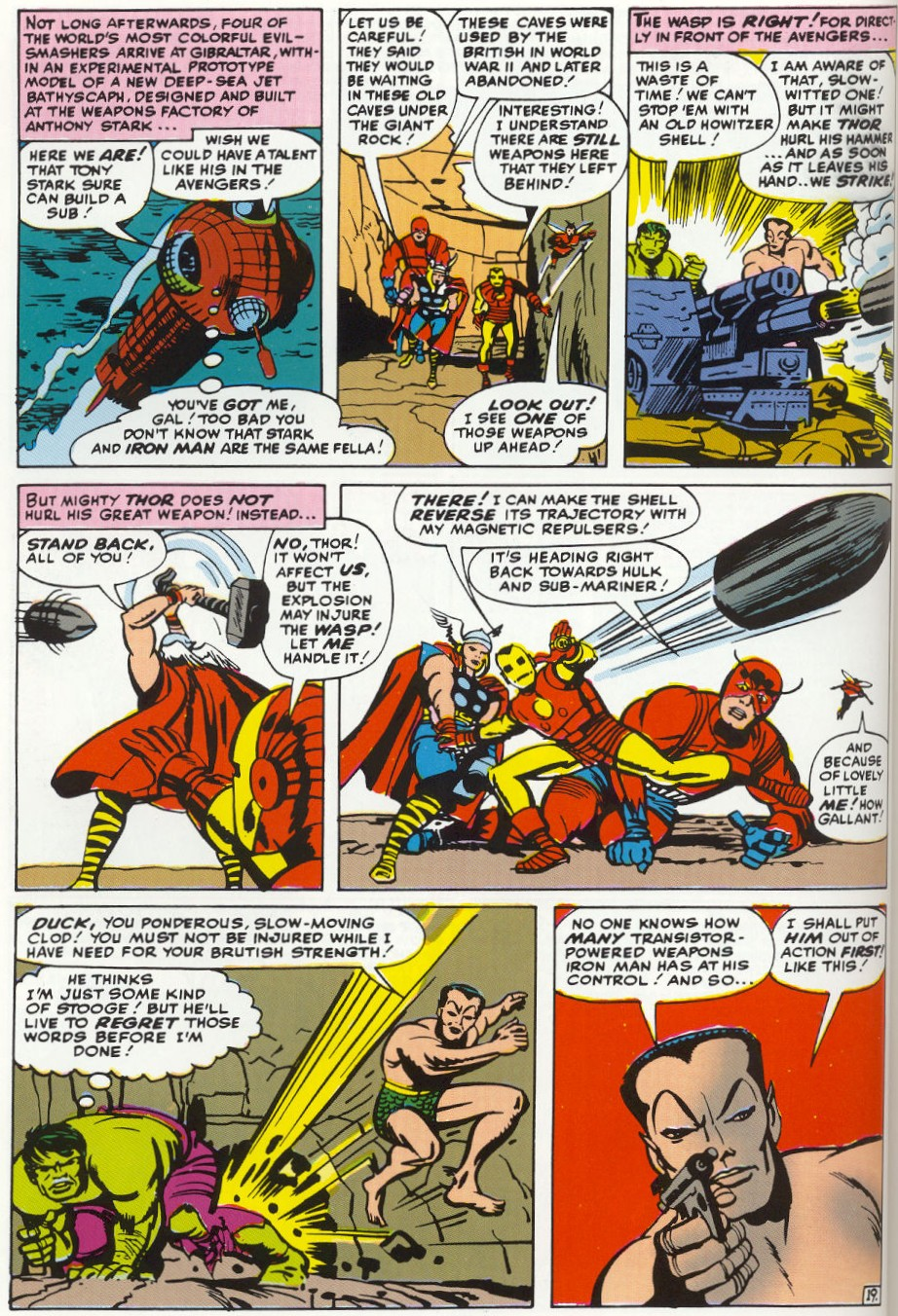 The Avengers (1963) 3 Page 19