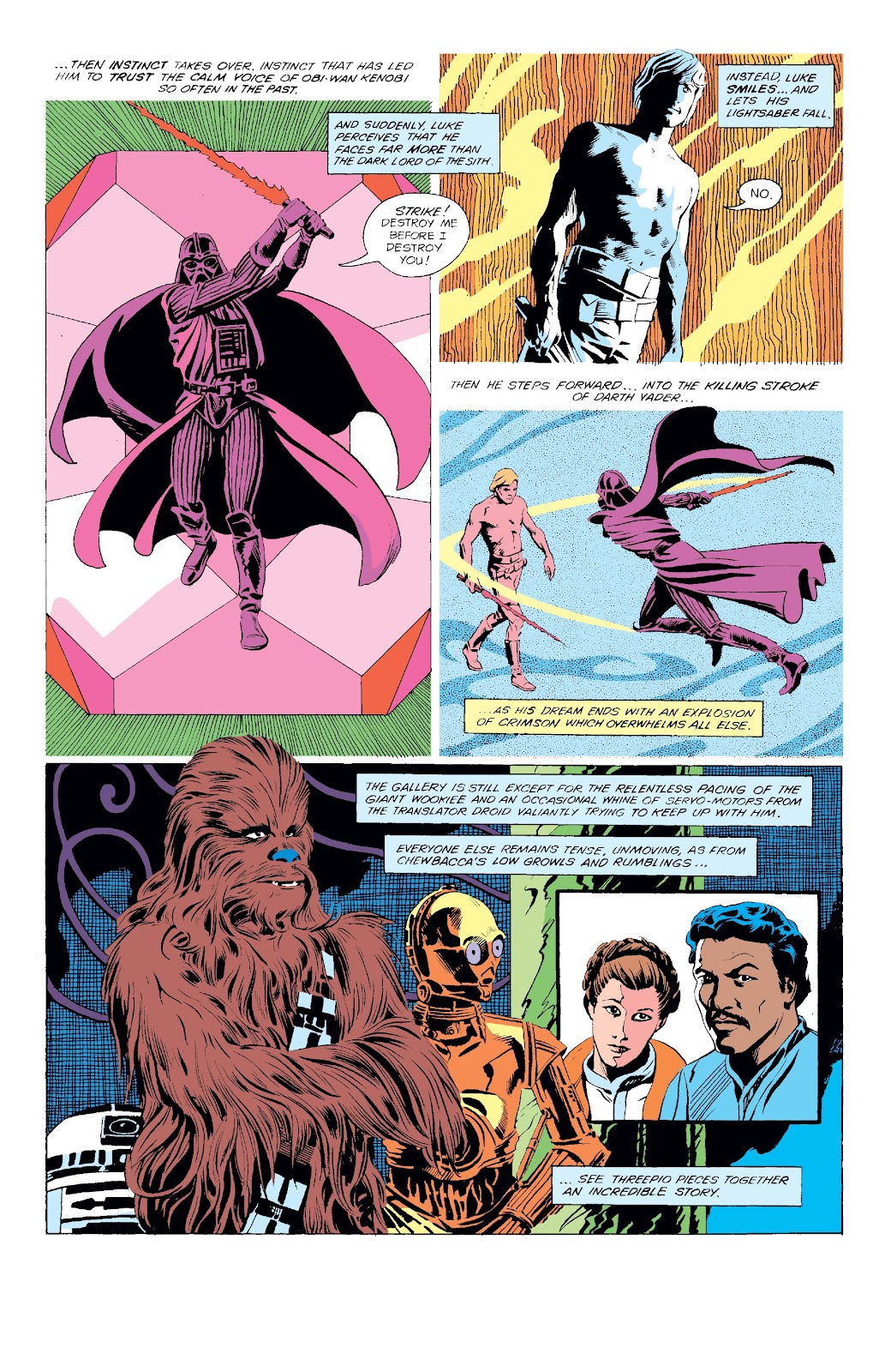 Read online Star Wars Legends: The Original Marvel Years - Epic Collection comic -  Issue # TPB 3 (Part 3) - 39