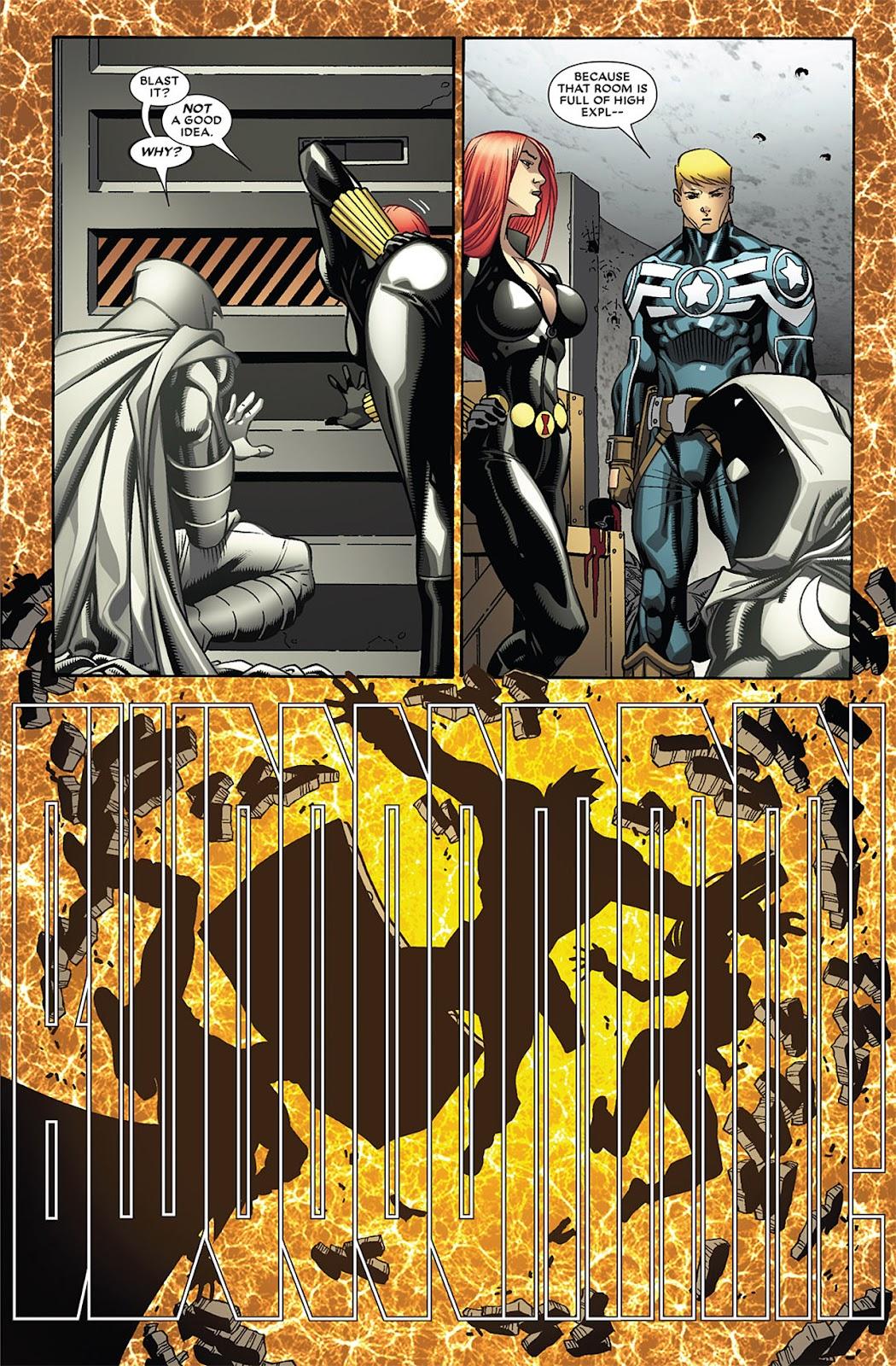 Read online Deadpool (2008) comic -  Issue #27 - 19