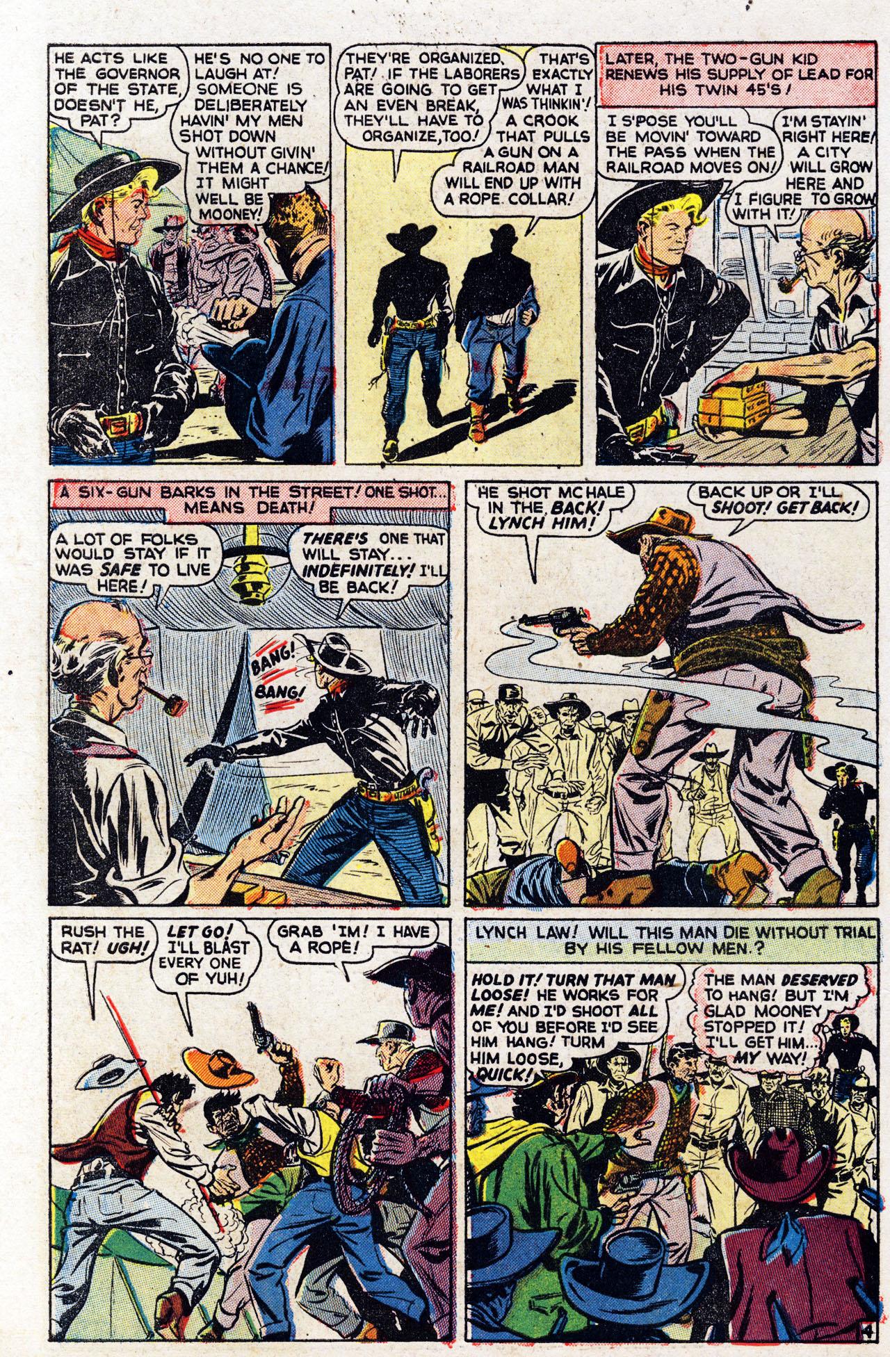 Read online Two-Gun Kid comic -  Issue #7 - 28