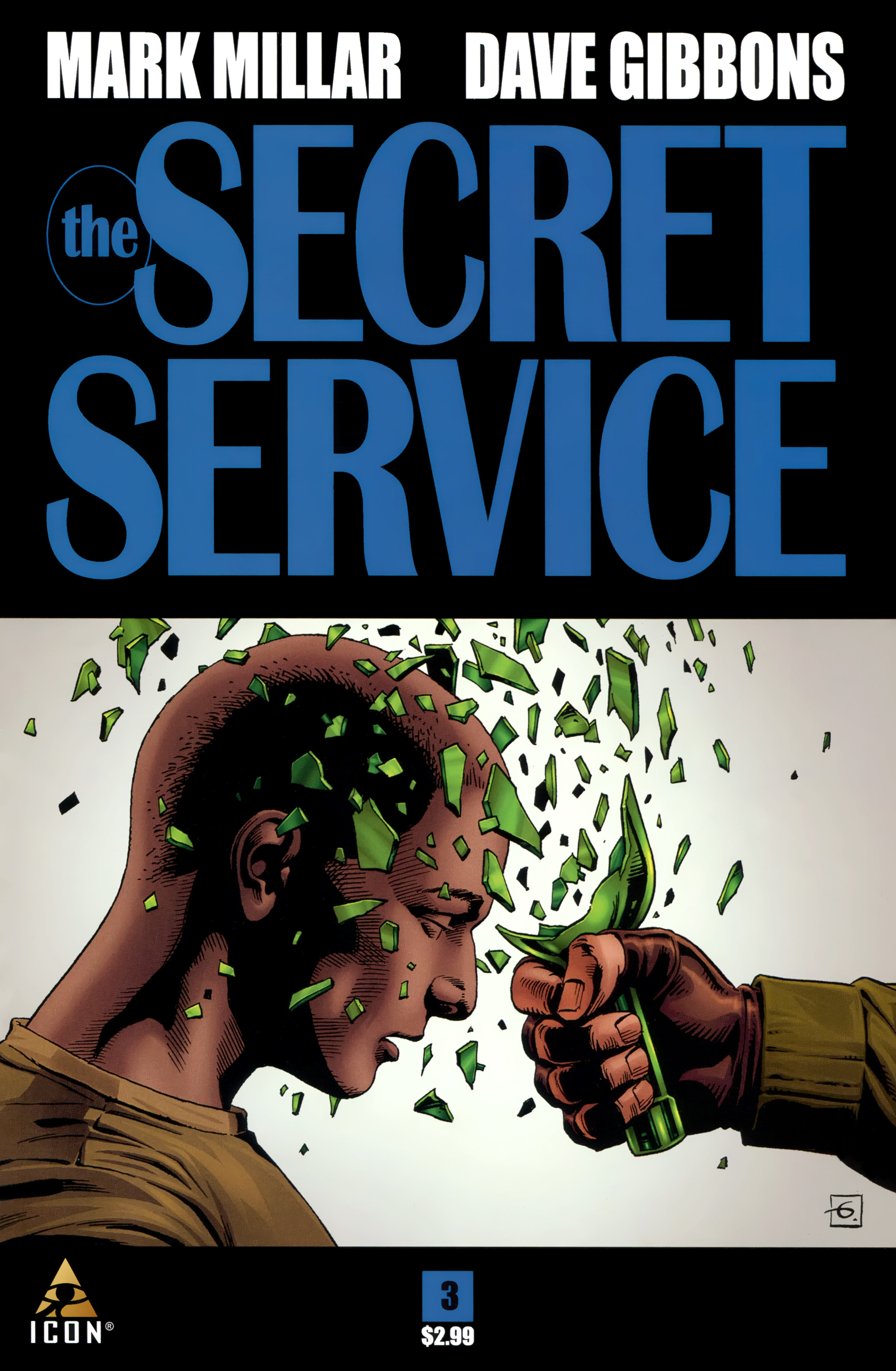 Read online Secret Service comic -  Issue #3 - 1