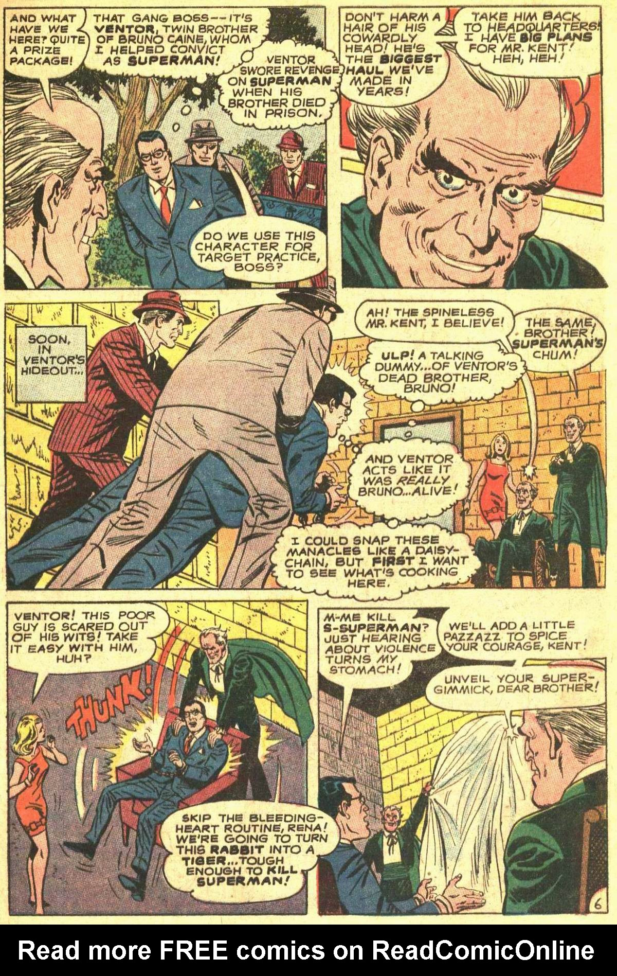 Read online Action Comics (1938) comic -  Issue #362 - 9