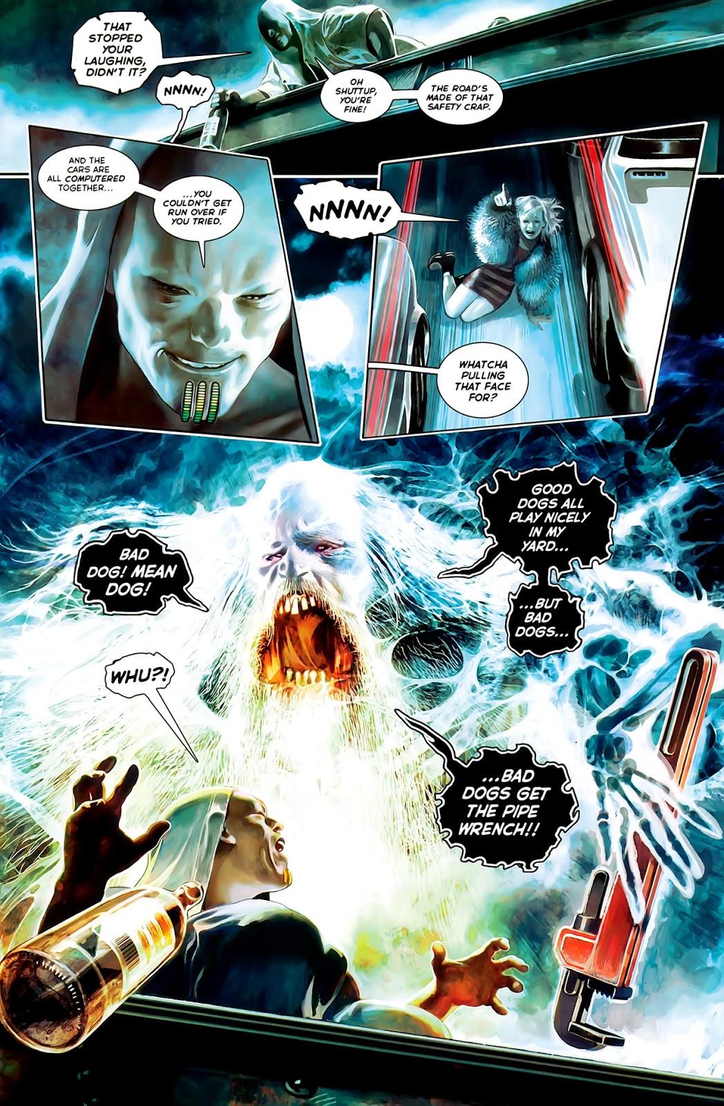 Read online After Dark comic -  Issue #0 - 27