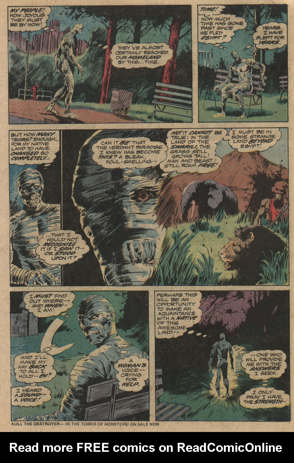 Supernatural Thrillers issue 7 - Page 11