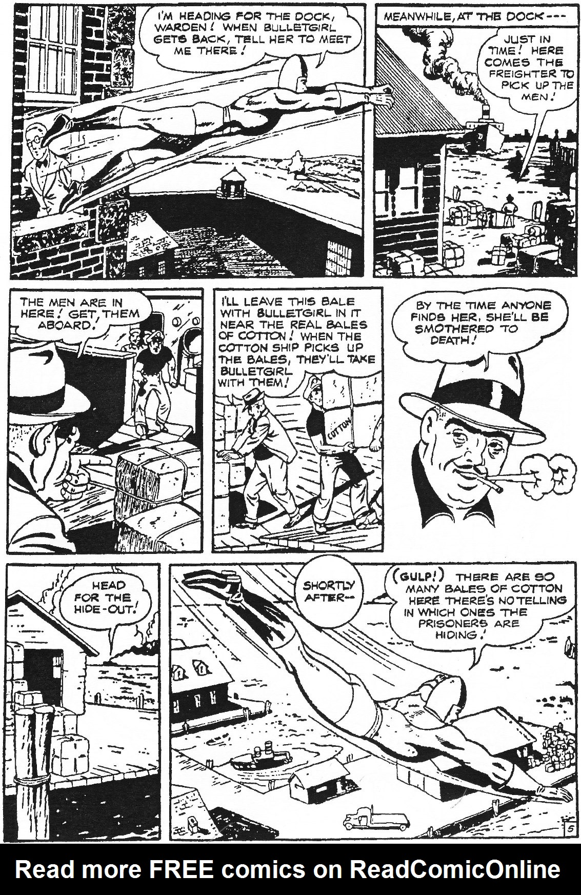 Read online Men of Mystery Comics comic -  Issue #57 - 7