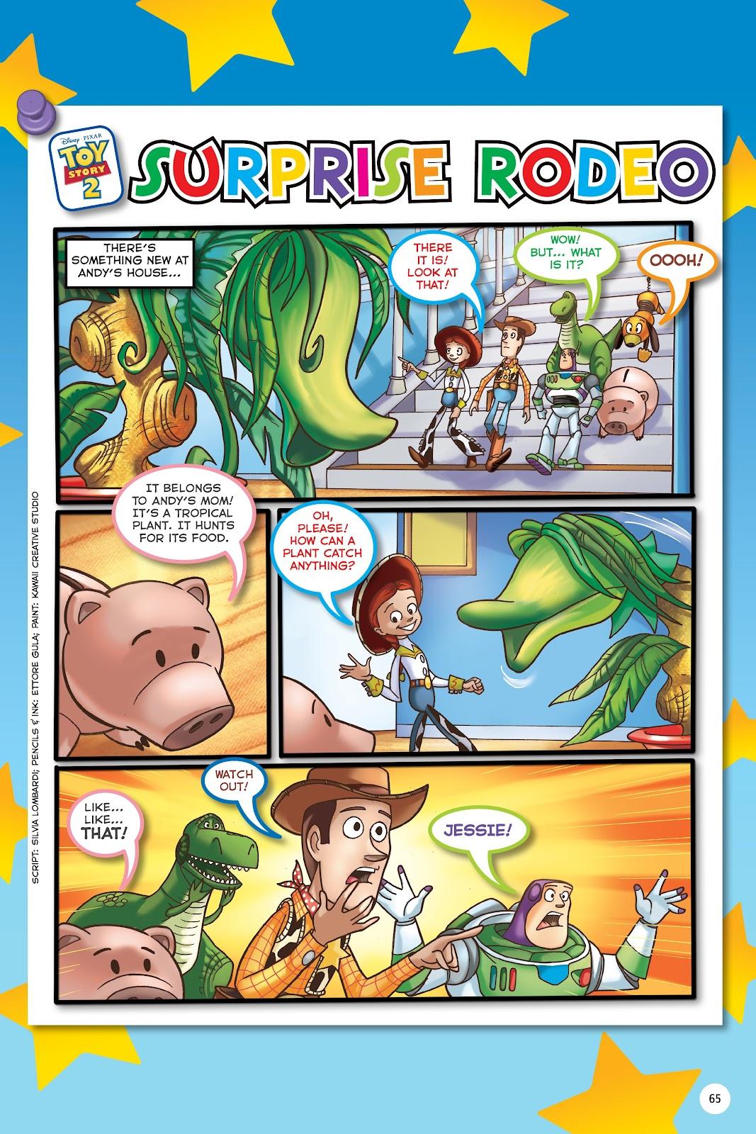Read online DISNEY·PIXAR Toy Story Adventures comic -  Issue # TPB 1 (Part 1) - 65