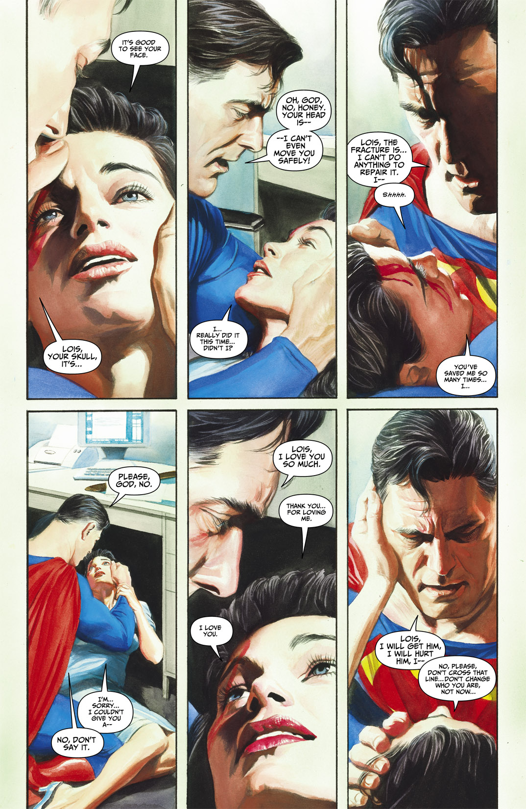 Read online JSA Kingdom Come Special: Superman comic -  Issue # Full - 22