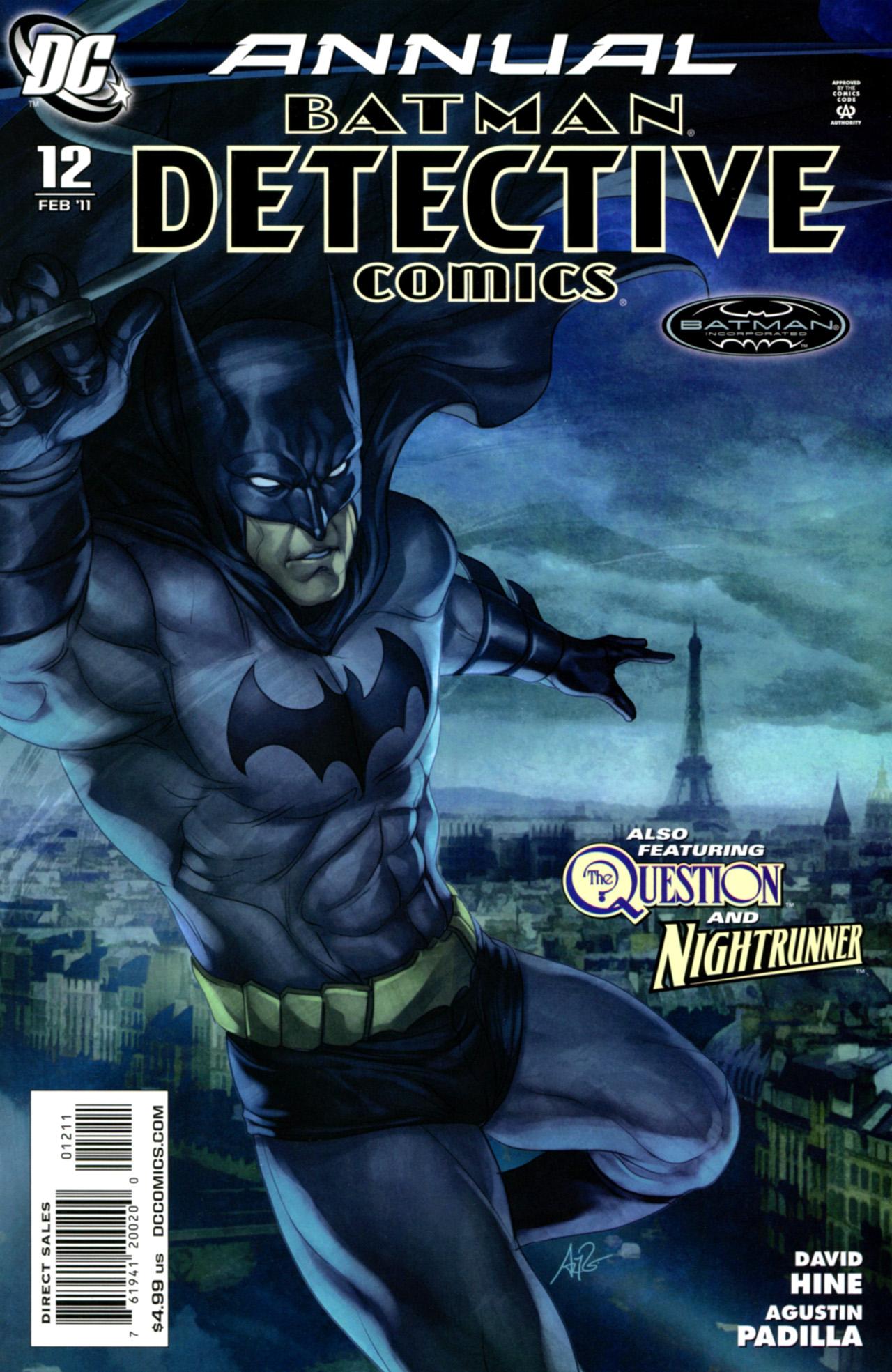 Read online Detective Comics (1937) comic -  Issue # _Annual 12 - 1