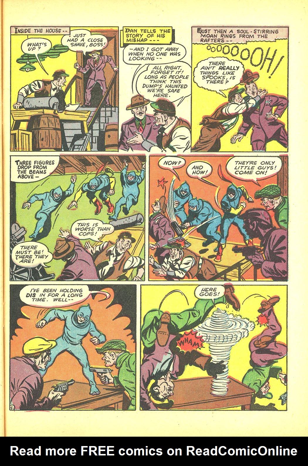 Read online Sensation (Mystery) Comics comic -  Issue #4 - 53