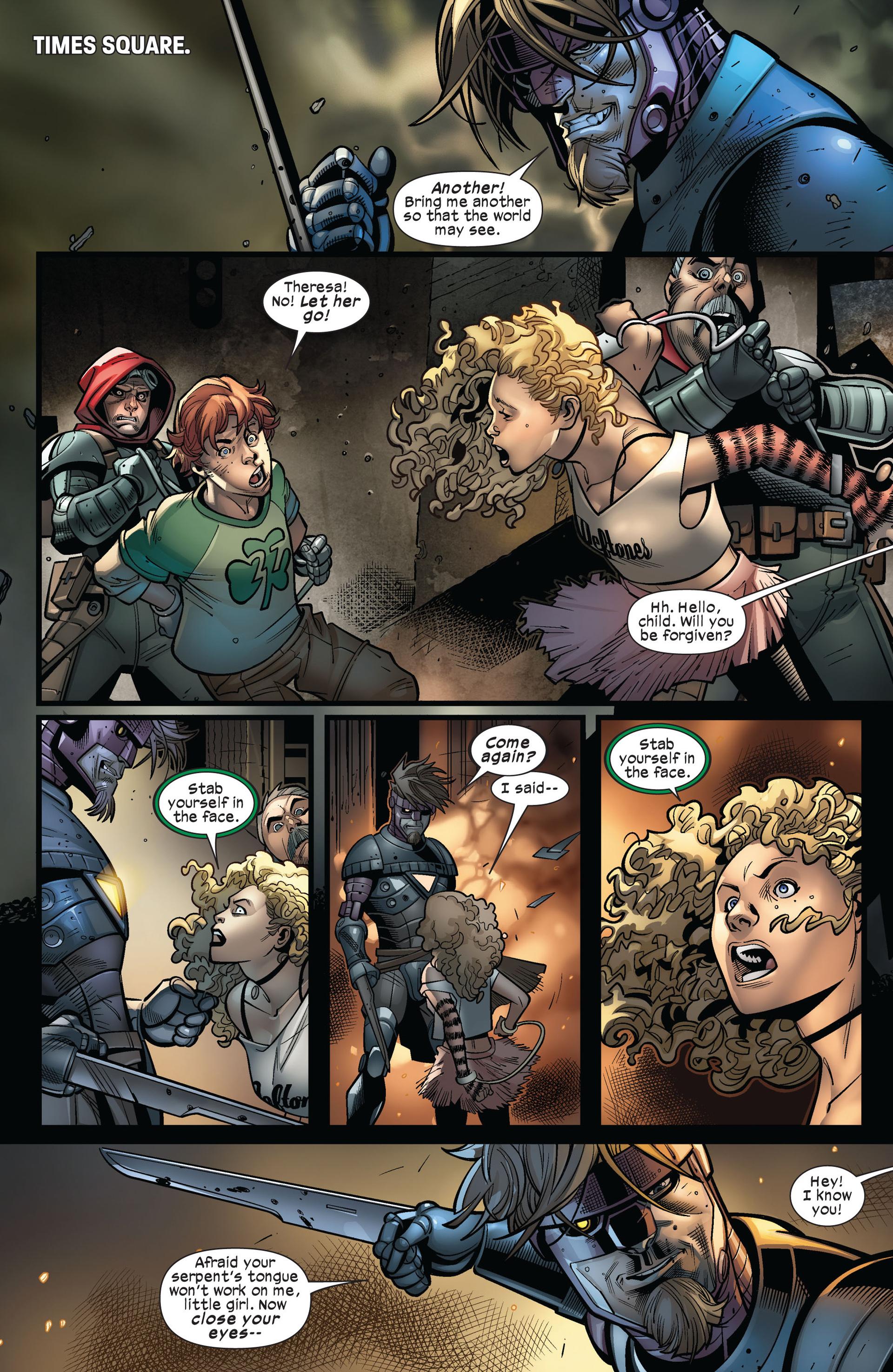 Read online Ultimate Comics X-Men comic -  Issue #5 - 11