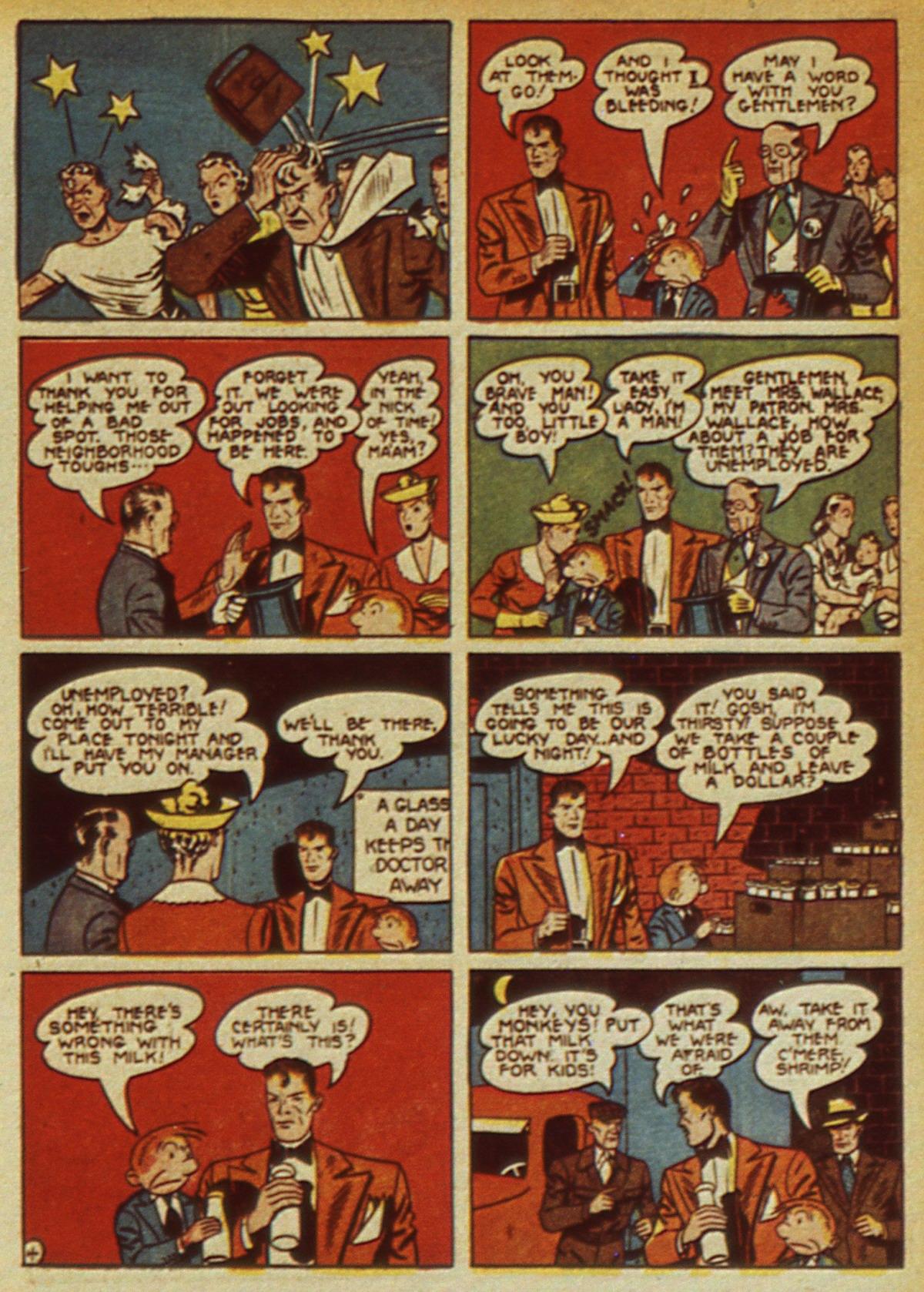 Read online Detective Comics (1937) comic -  Issue #45 - 61
