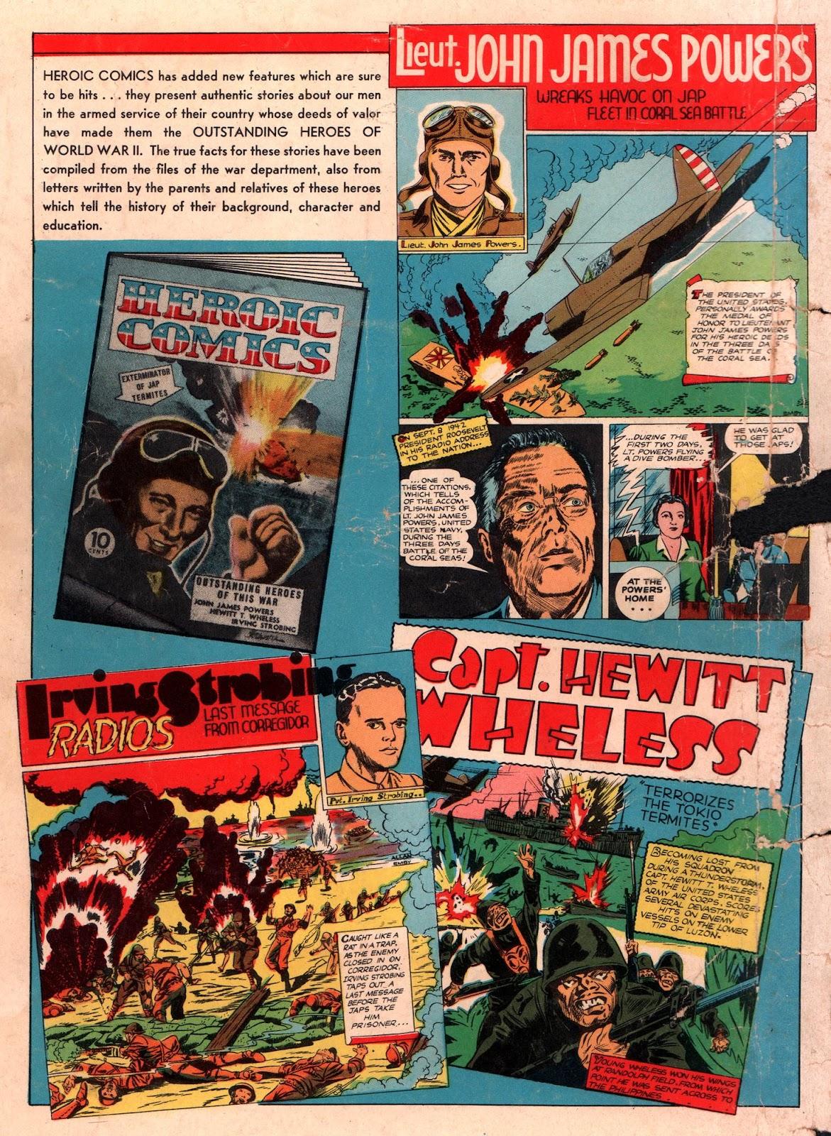 Jingle Jangle Comics issue 2 - Page 68