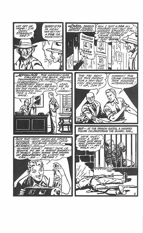 Read online Men of Mystery Comics comic -  Issue #41 - 6