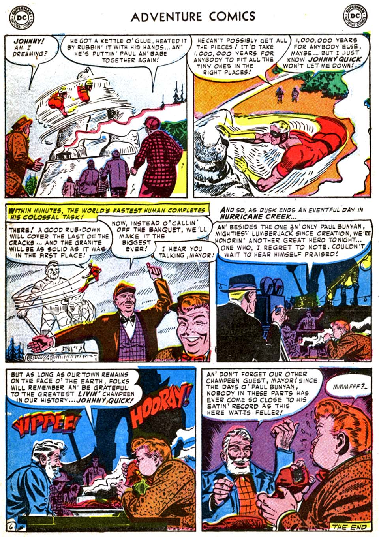 Read online Adventure Comics (1938) comic -  Issue #179 - 30