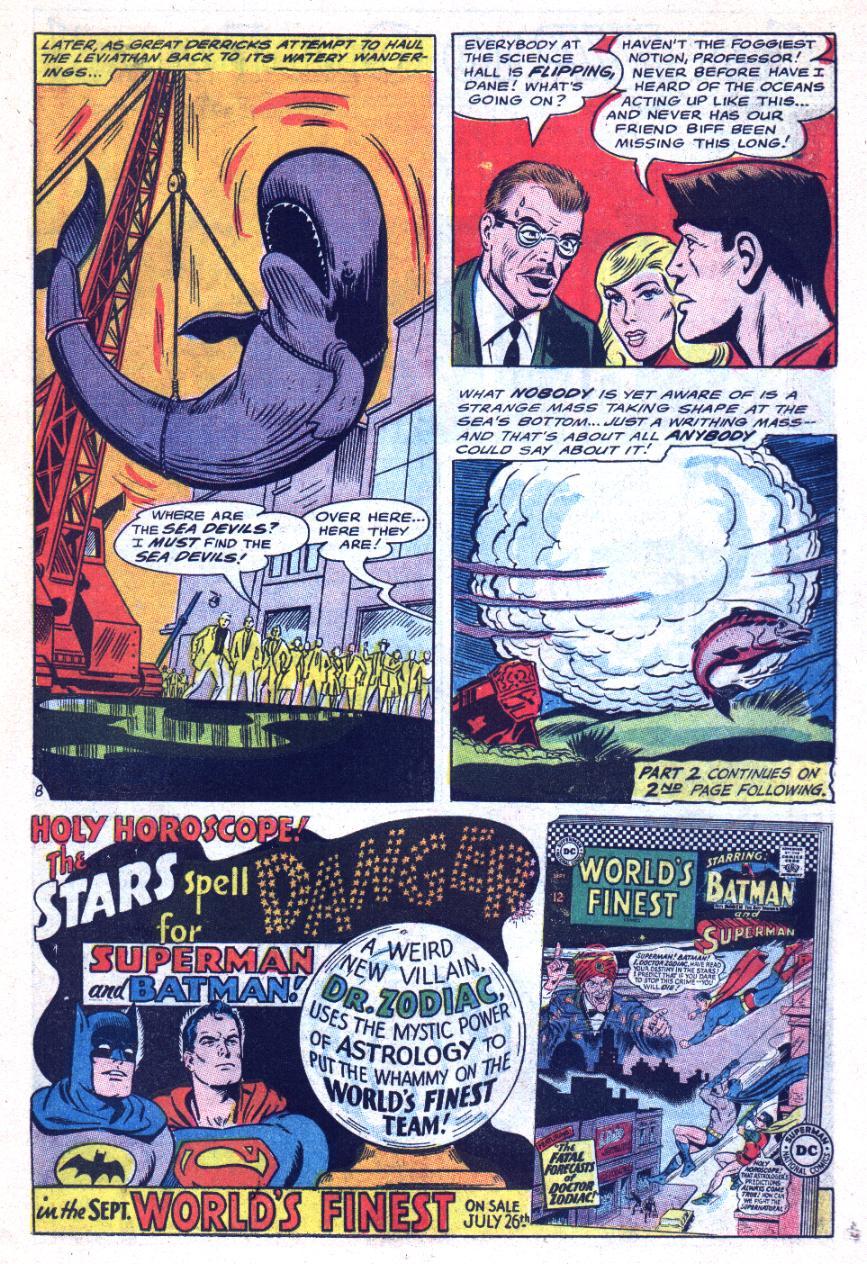 Read online Sea Devils comic -  Issue #31 - 12