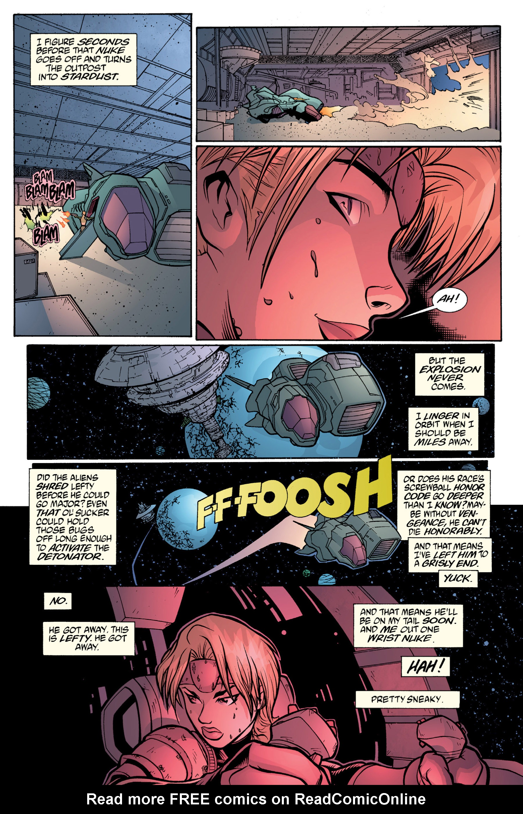 Read online Aliens vs. Predator Omnibus comic -  Issue # _TPB 2 Part 4 - 25