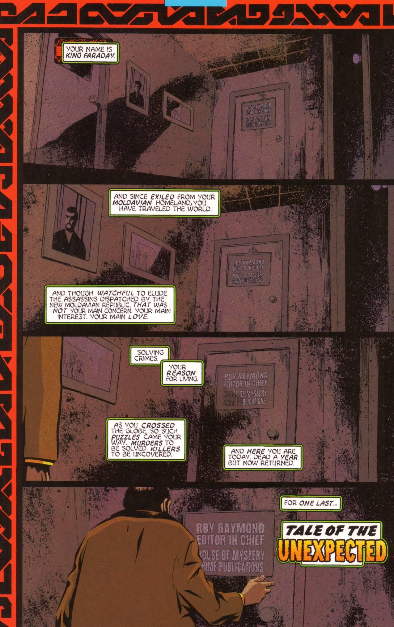 Read online Tangent Comics/ Green Lantern comic -  Issue # Full - 19