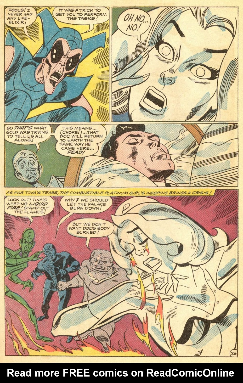 Metal Men (1963) issue 30 - Page 30