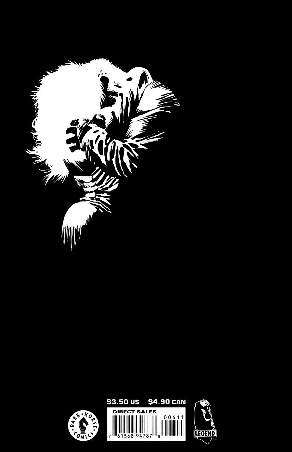Read online Sin City: That Yellow Bastard comic -  Issue #6 - 47