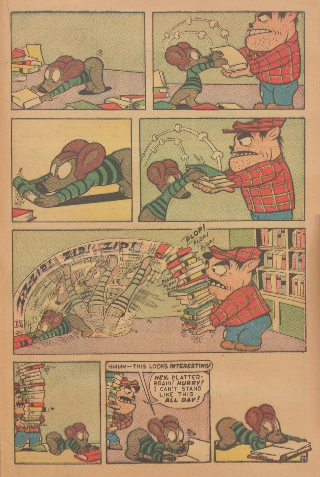 Krazy Komics issue 25 - Page 35