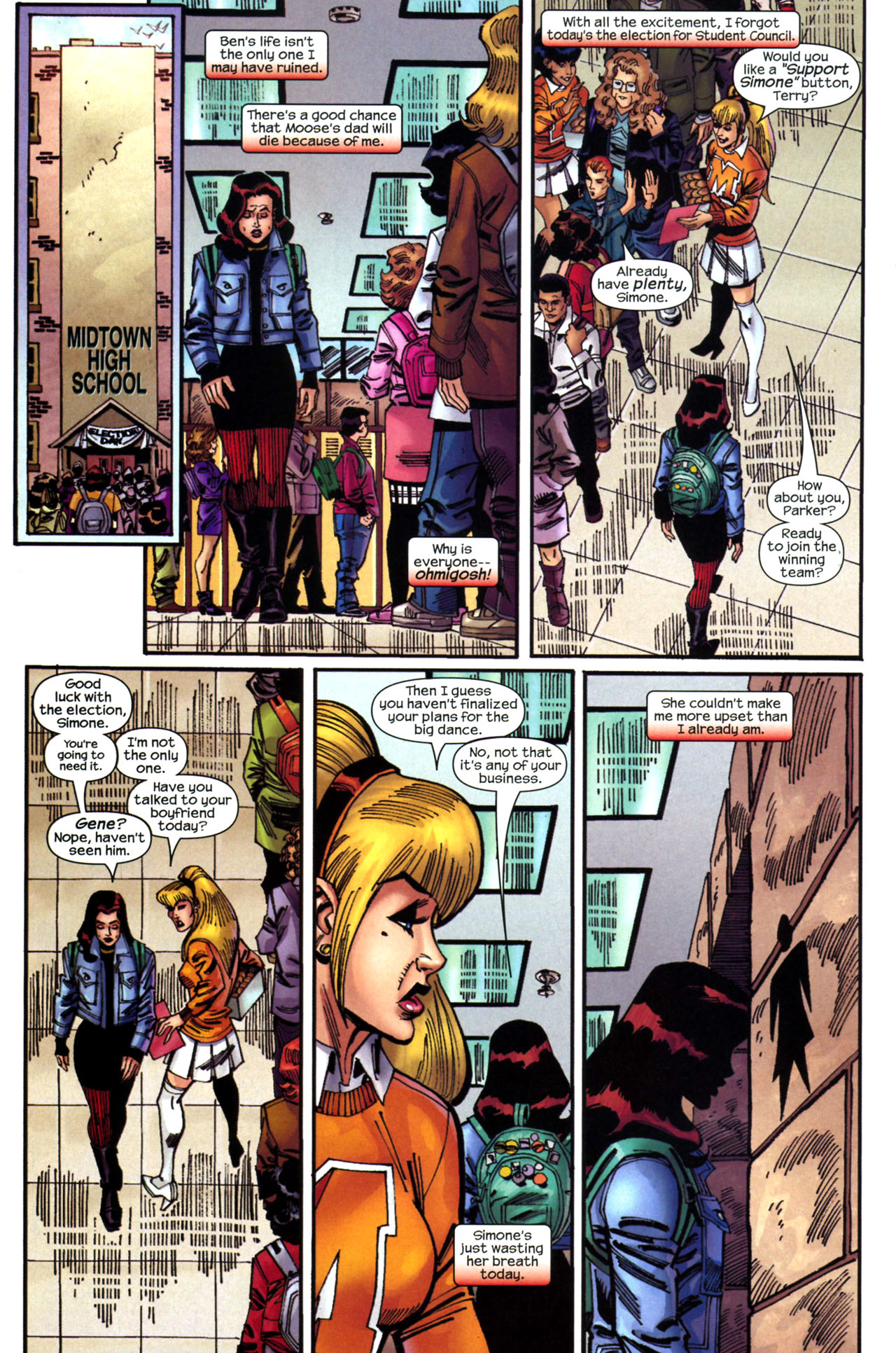Read online Amazing Spider-Girl comic -  Issue #13 - 10