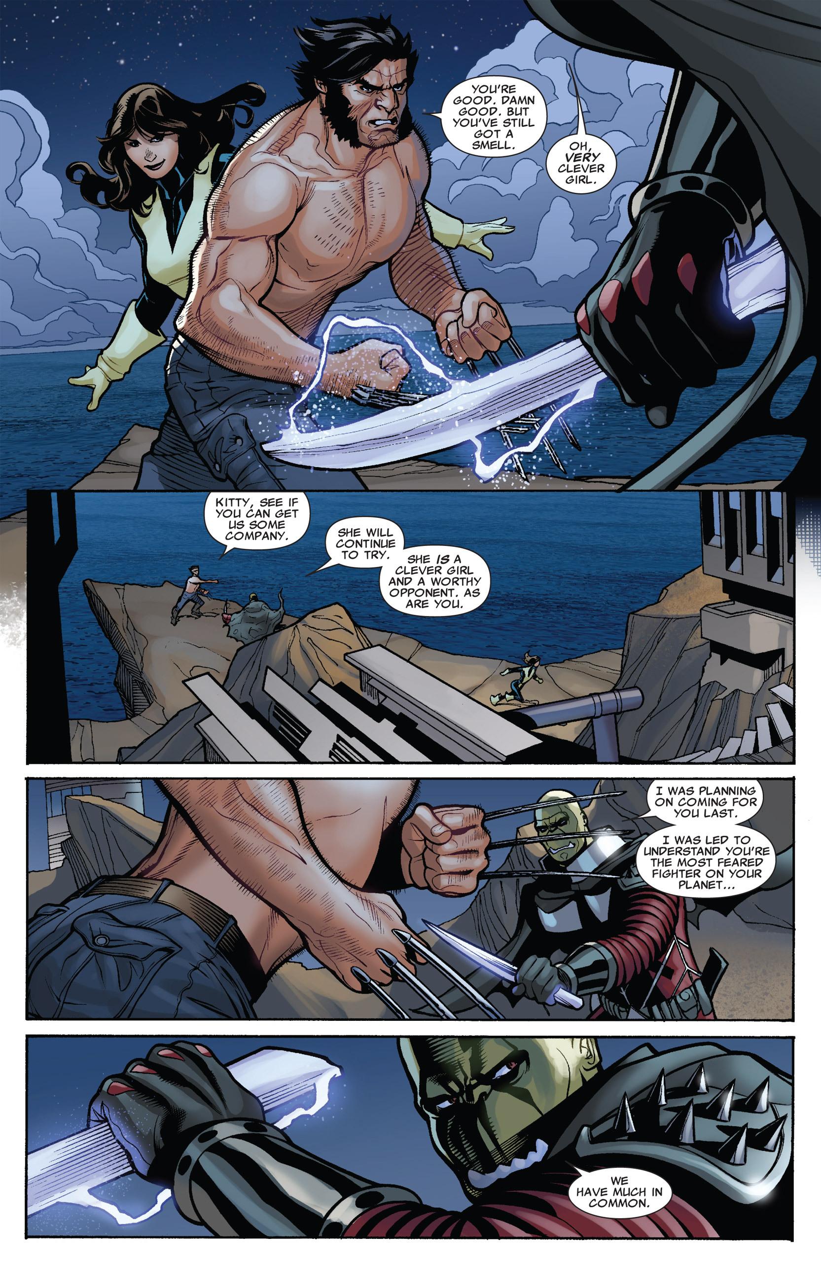 Read online Uncanny X-Men (1963) comic -  Issue #537 - 20