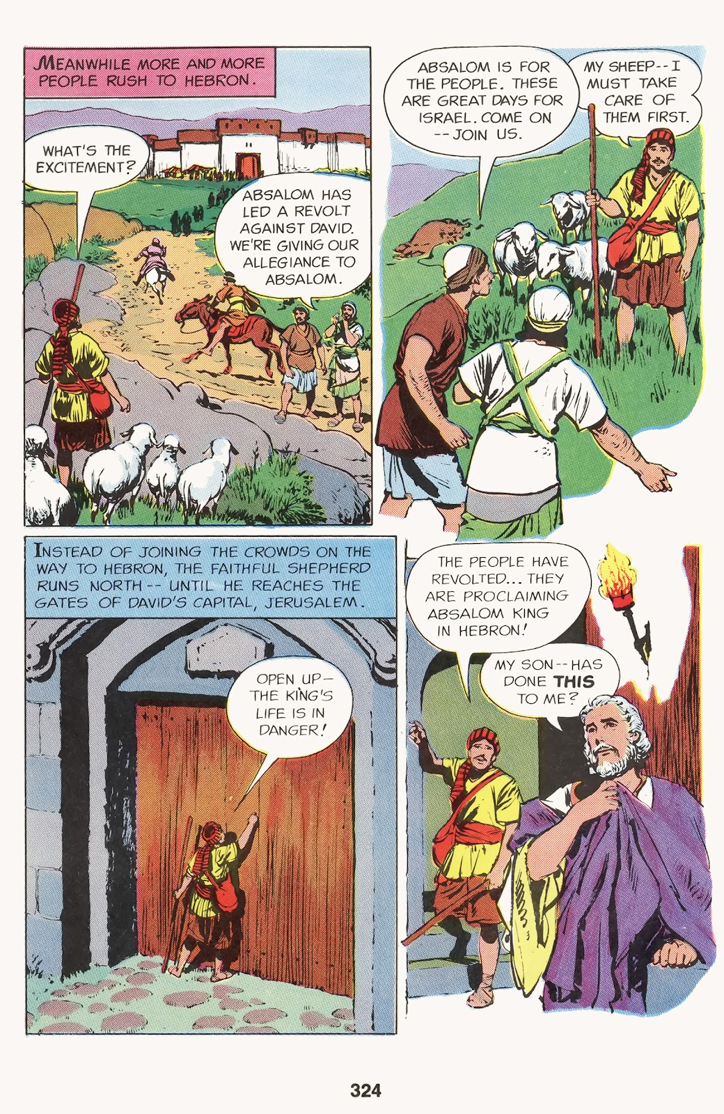 The Picture Bible issue TPB (Part 4) - Page 27